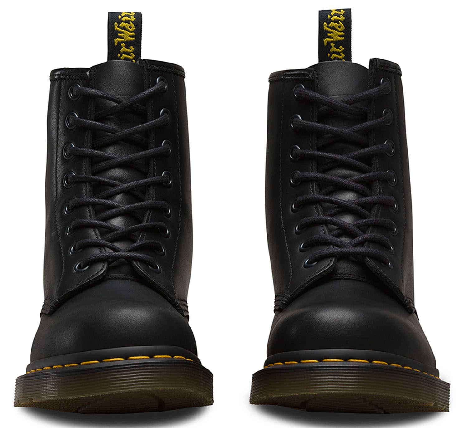5a610525273 Dr Martens Unisex 1460 For Life Smooth Oily Hardlife Leather Boots ...