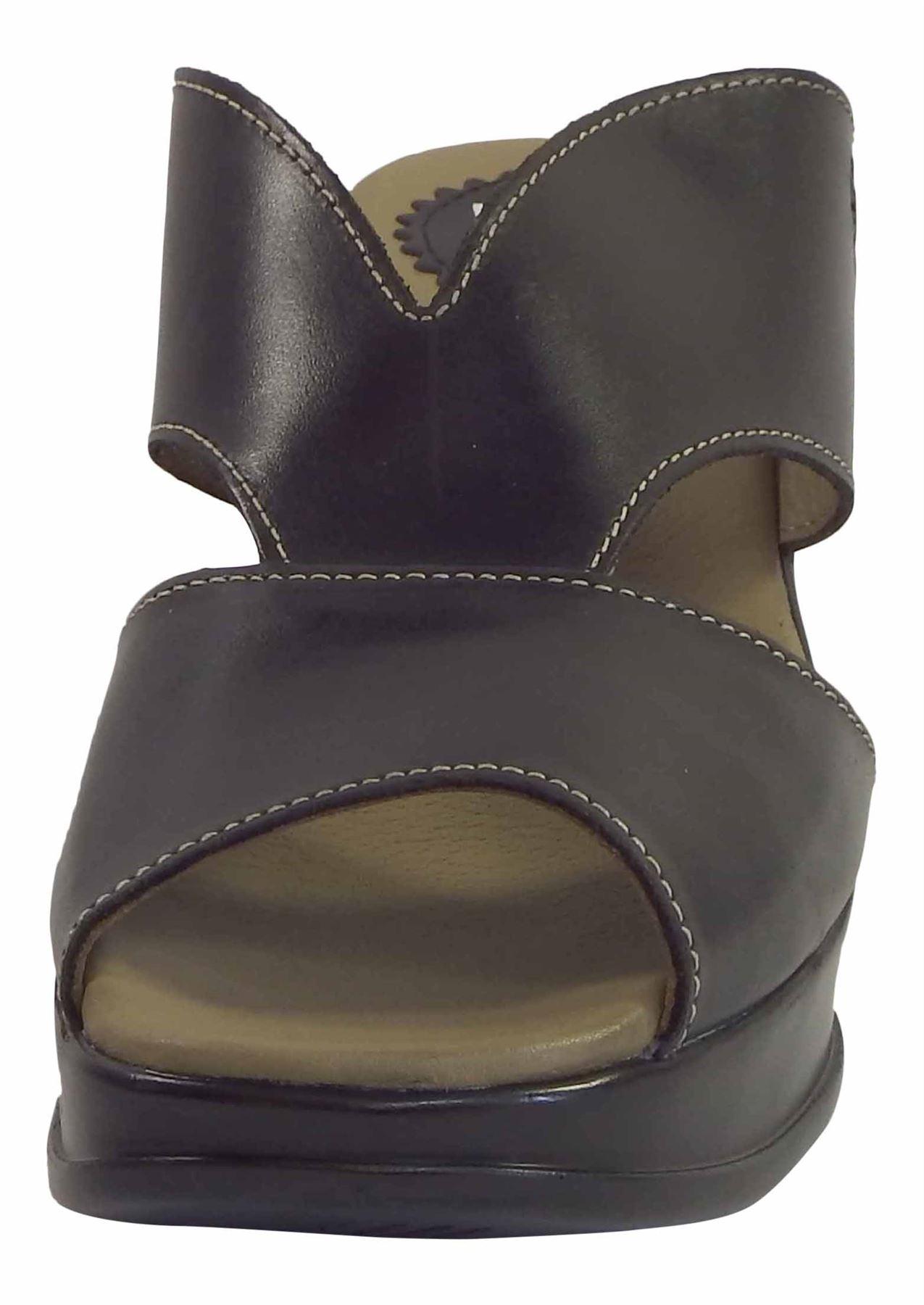 Fly-London-Ladies-HOOK890FLY-Luxury-Rug-Leather-Slip-On-Wedge-Platform-Mules