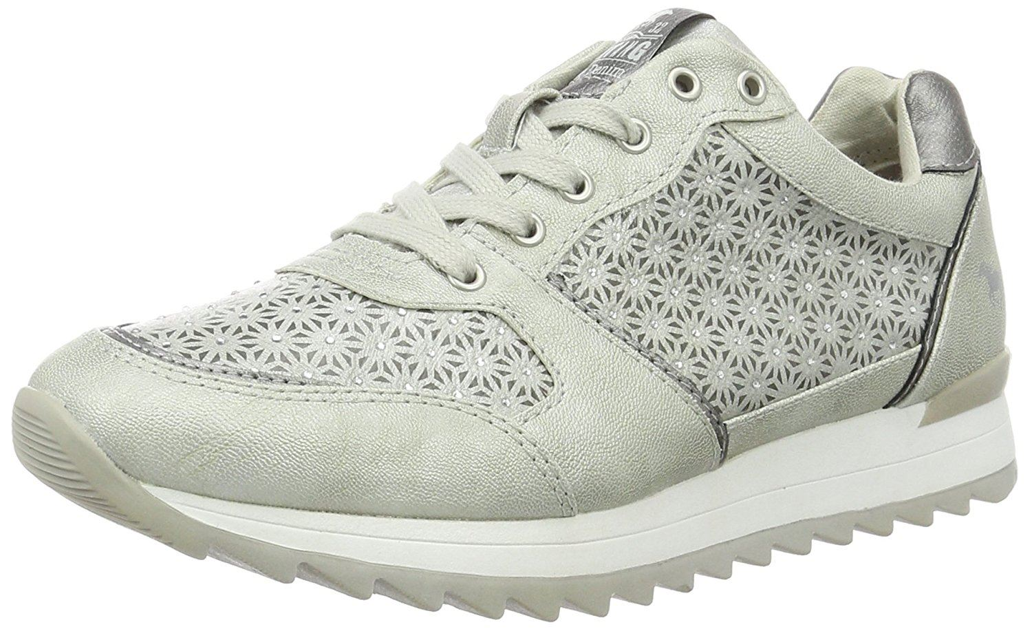 Womens 1241-301-21 Low-Top Sneakers Mustang e2myYTmWC