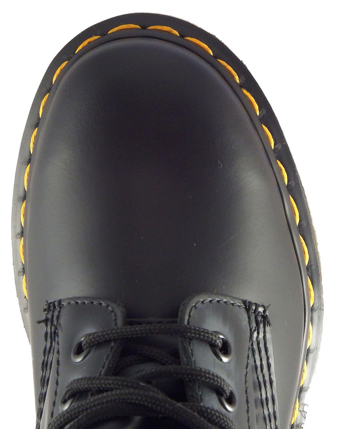 Dr Martens Airwair Unisex 1490 Smooth Leder 10 Eye Eye Eye Hi-Ankle Classic Stiefel 4551ff