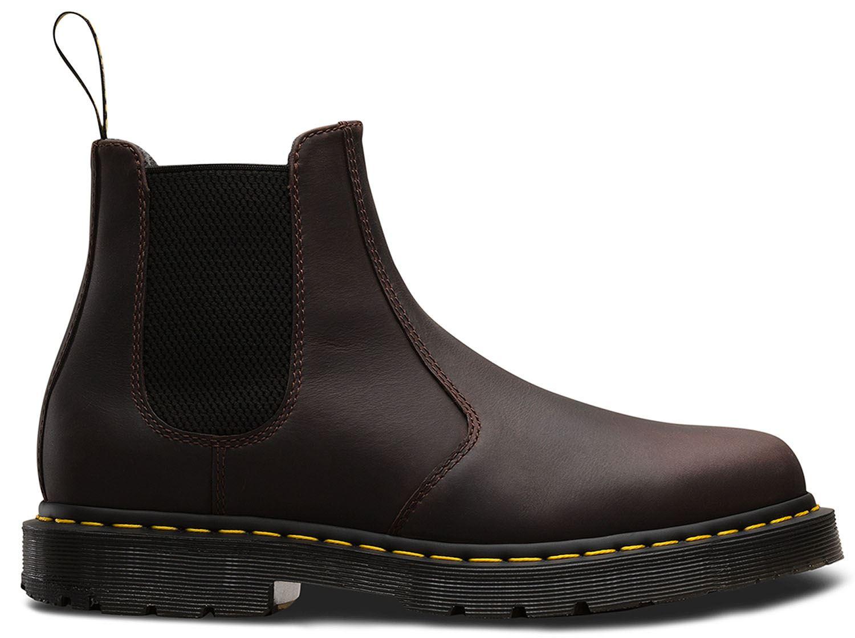 94b6bef59df Dr Martens 2976 Winter Snowplow Waterproof Fleece Lined Leather ...