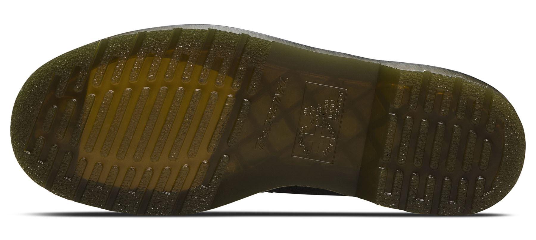 Dr Martens Pascal Antique Antique Antique Temperley Leather 1460 Leather Ankle 8 Eye Boots ea1335