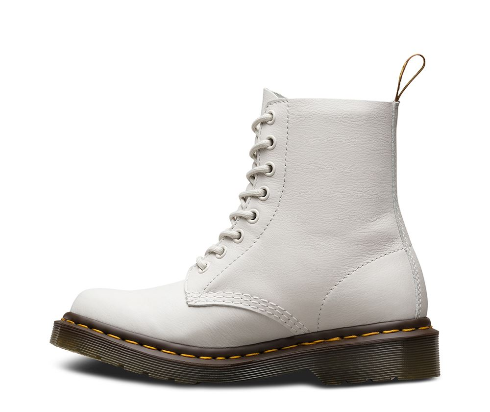 741f59c4475d Doc Dr Martens Ladies Pascal Virginia Soft Nappa Leather 8 Up Ankle ...