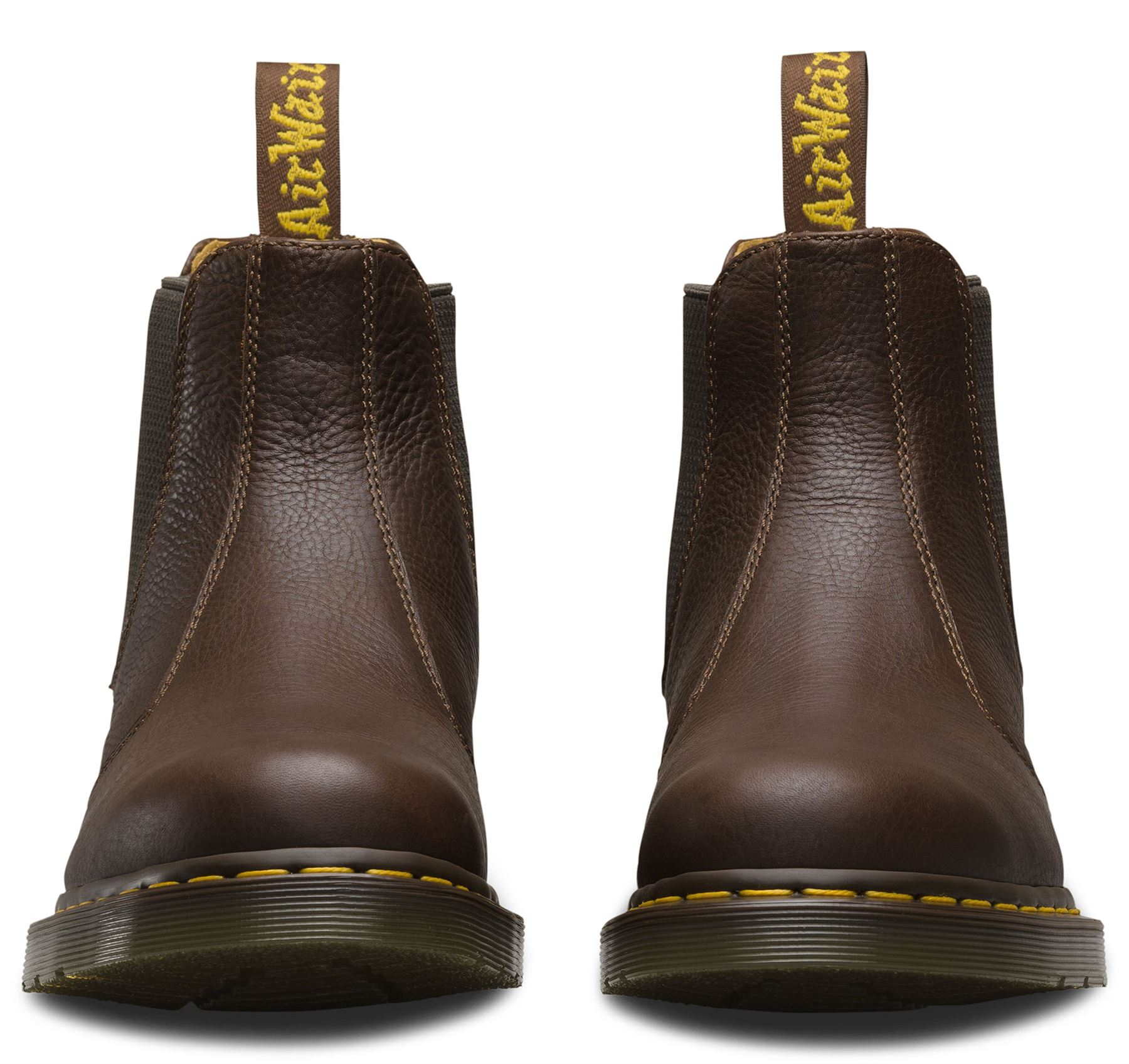 b66db5769b Dr Martens Mens 2976 Chelsea Dealer Premium Carpathian Leather Ankle ...