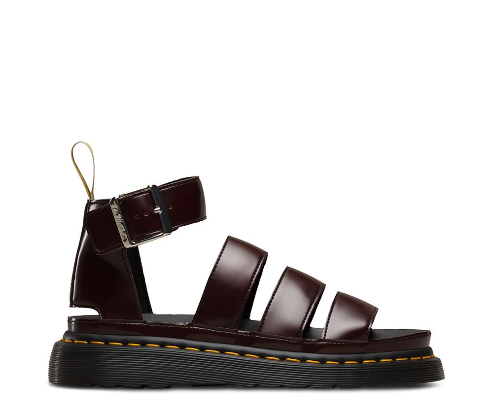 dr martens ladies vegan clarissa ii rub off vegetarian gladiator sandals. Black Bedroom Furniture Sets. Home Design Ideas