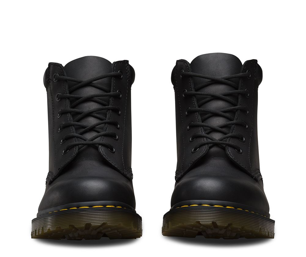 Dr Martens Triupmh Boot Shoes In Black