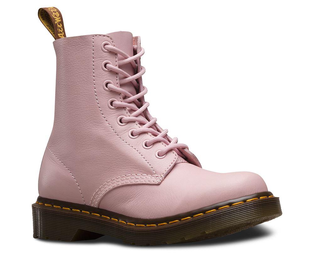 Doc Martens Ladies Lace Up Shoes