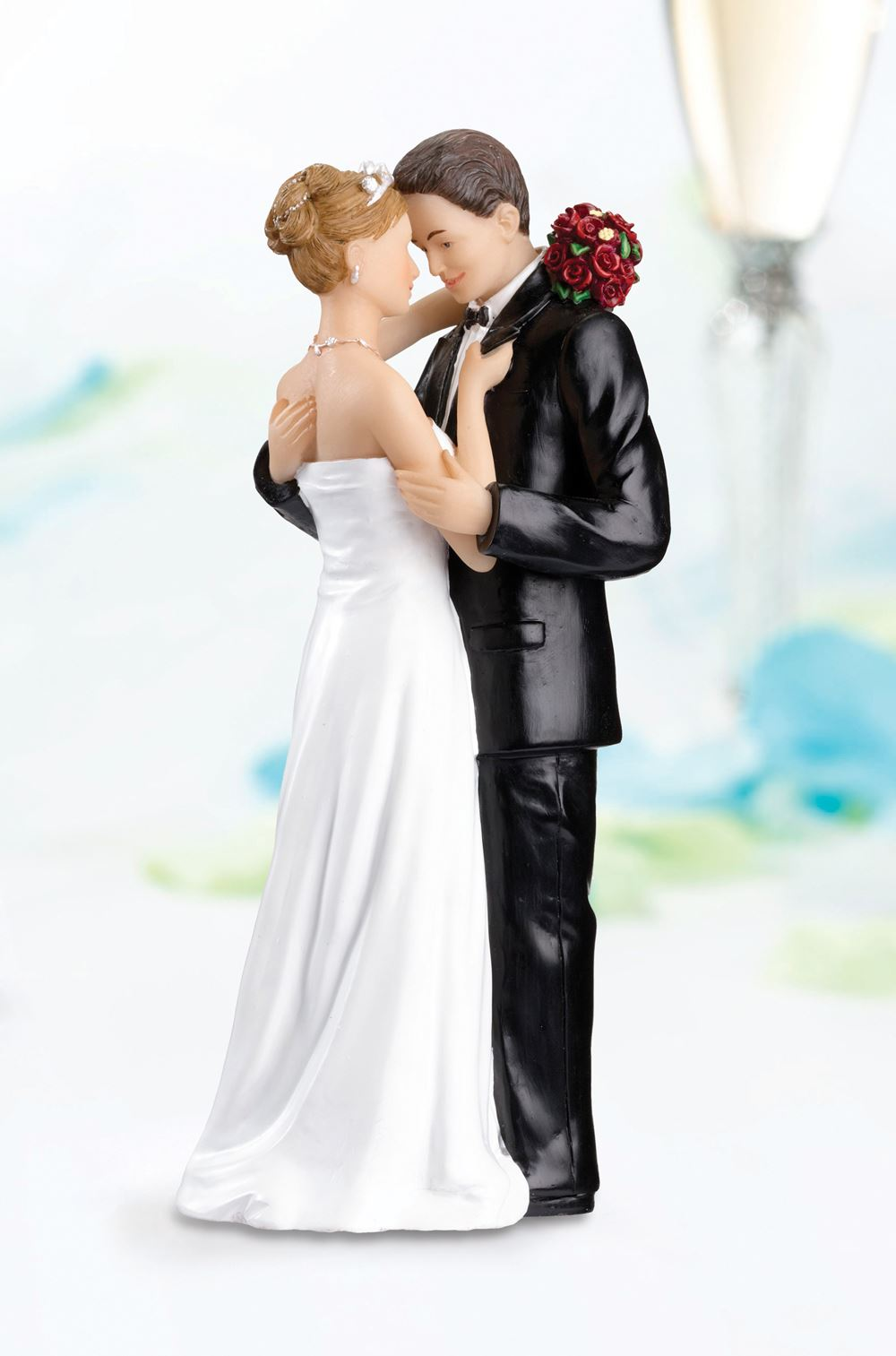 Amazon Bride And Groom Cake Toppers