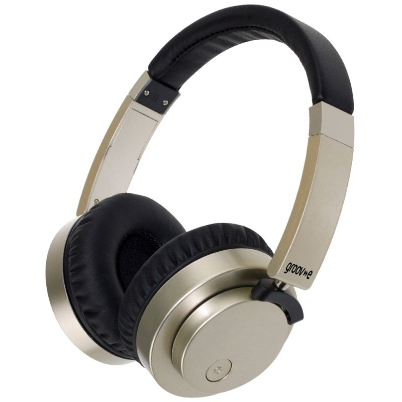 Groov-e Silber Fusion Wireless Bluetooth oder kabelgebunden Stereo ...