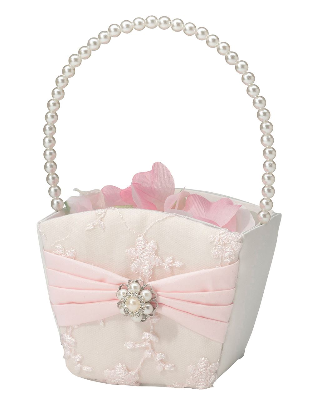 Bride Bridesmaid Wedding Bouquet Flower Girl Baskets Ebay