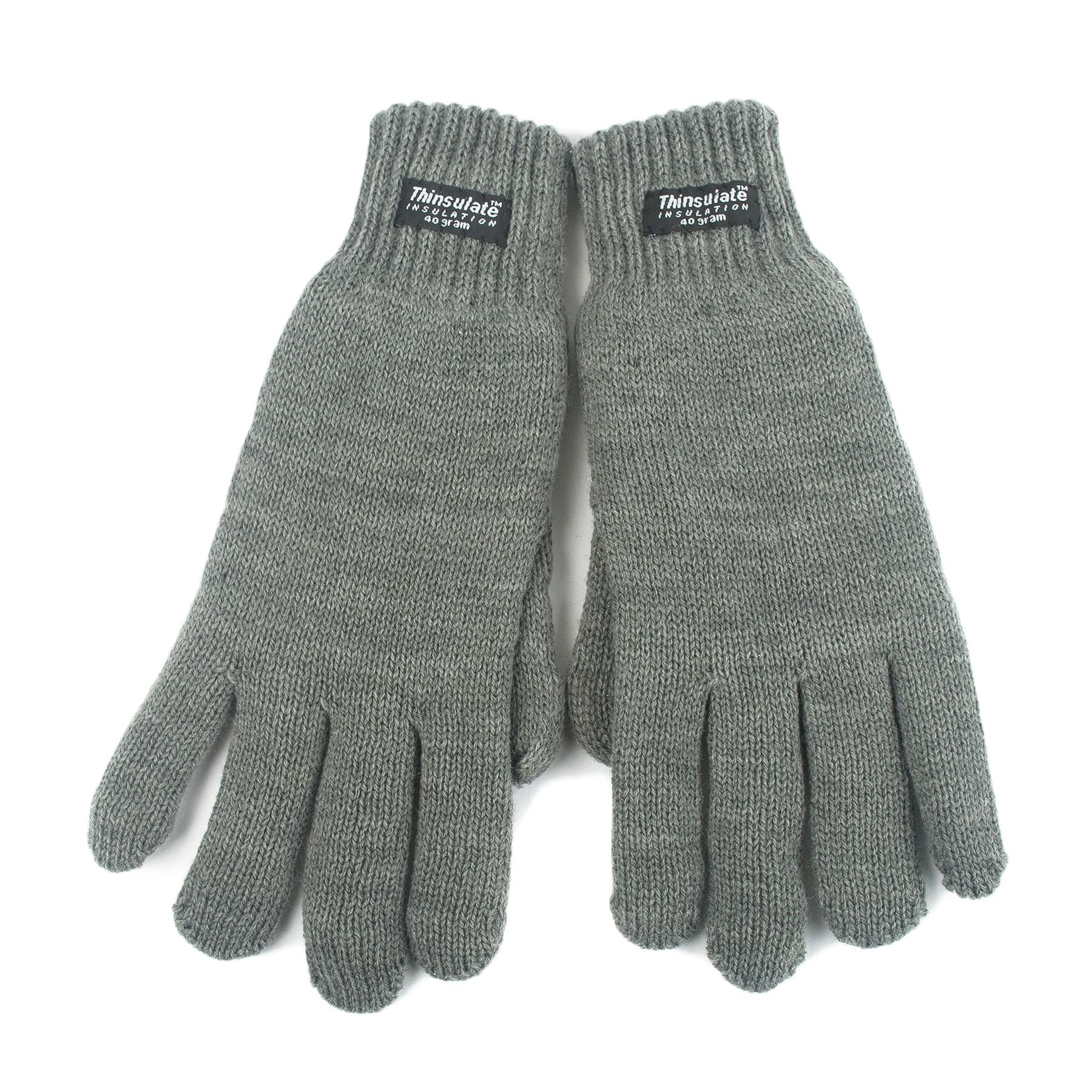 Womens leather gloves thinsulate lining - Ladies Winter Gloves Plain Thinsulate Insulation