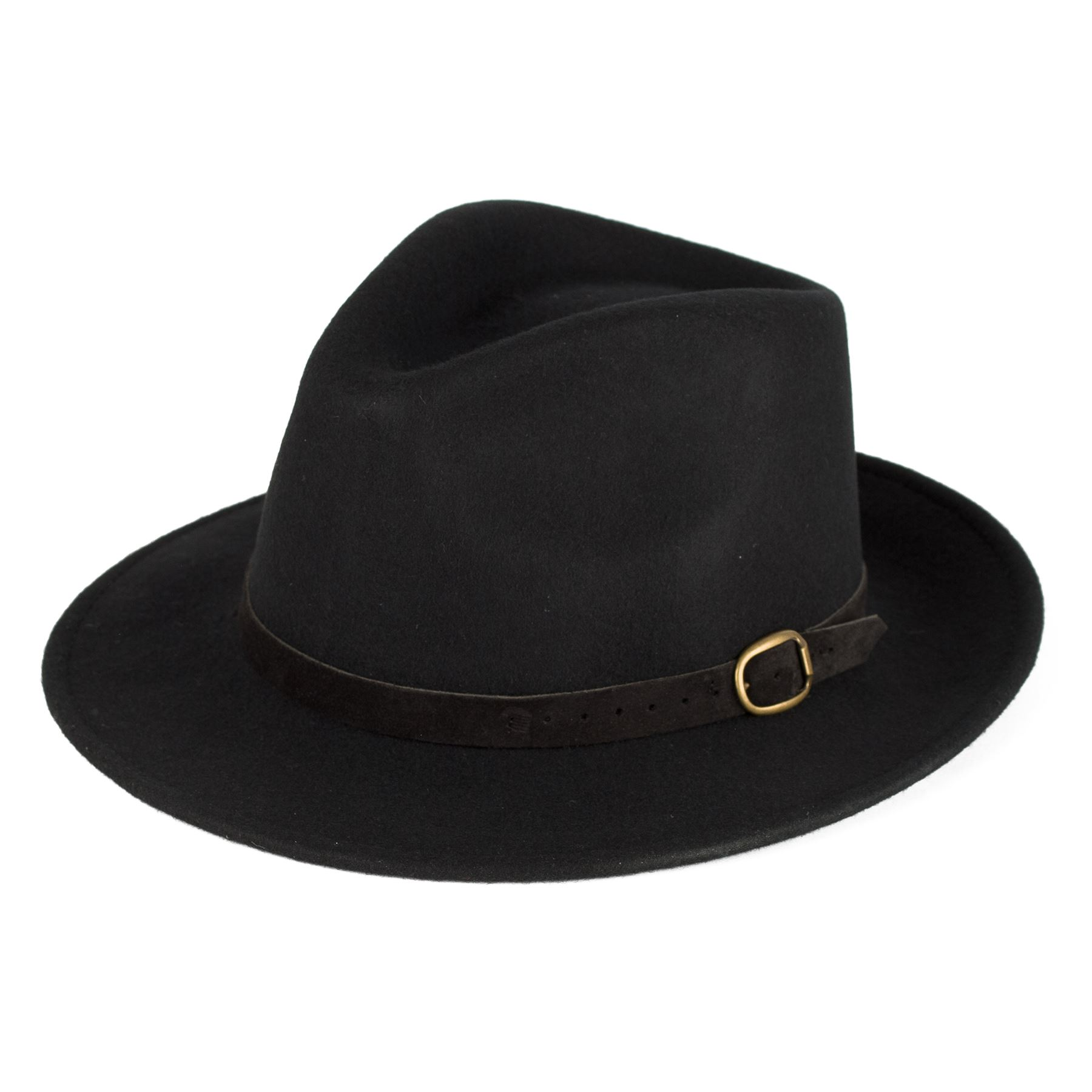94fbb9f97cbf76 Men's Ladies Handmade Fedora Hat Made in Italy 100 Wool Felt With ...
