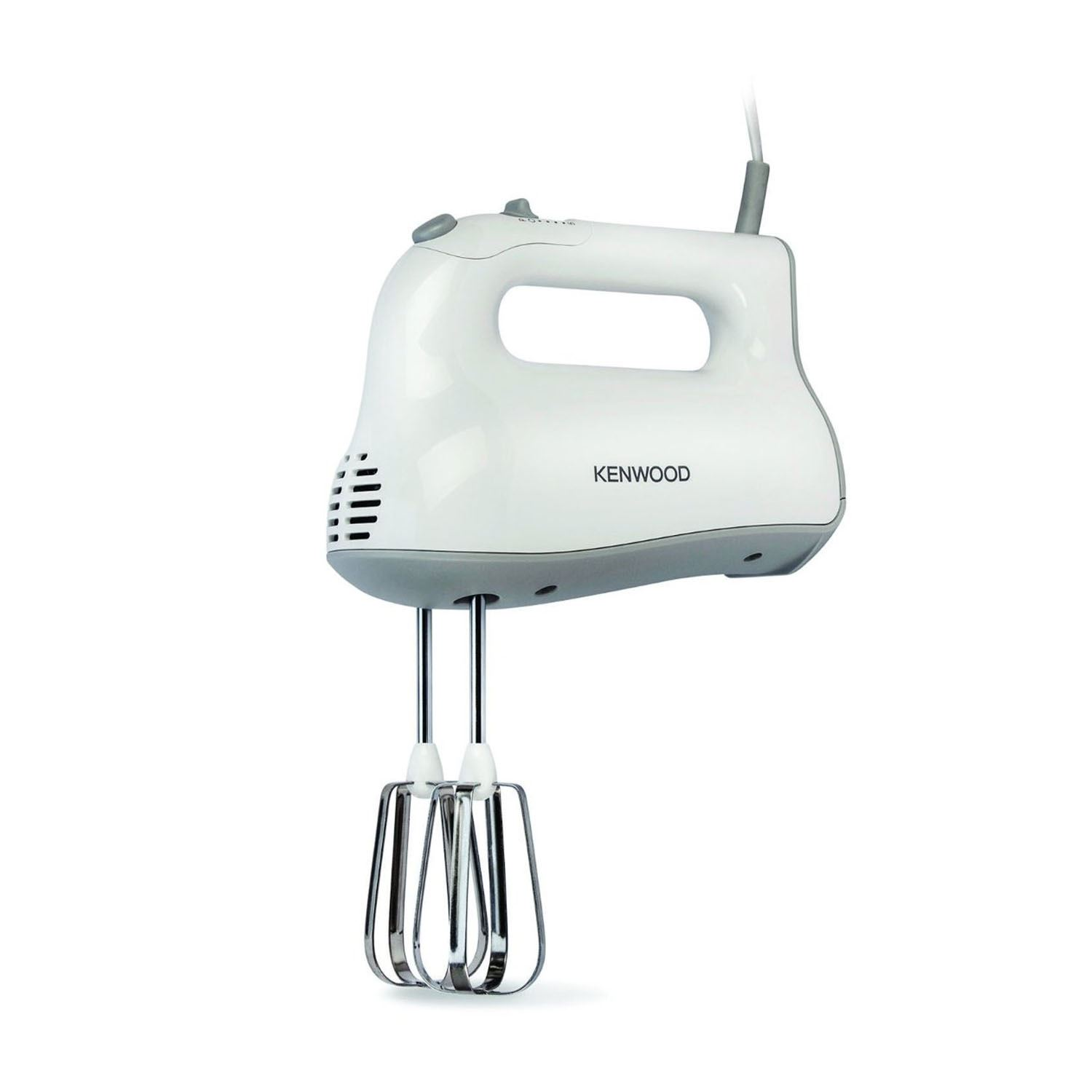 Electric Mixer Beaters ~ Kenwood hm white speed electric hand held mixer whisk