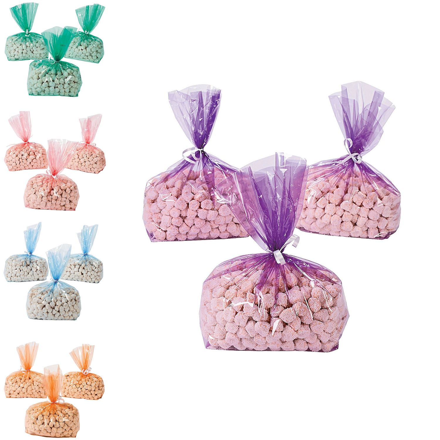 12-96 Wedding Celebration Party Sweets Candy Cellophane Favours/Gift ...