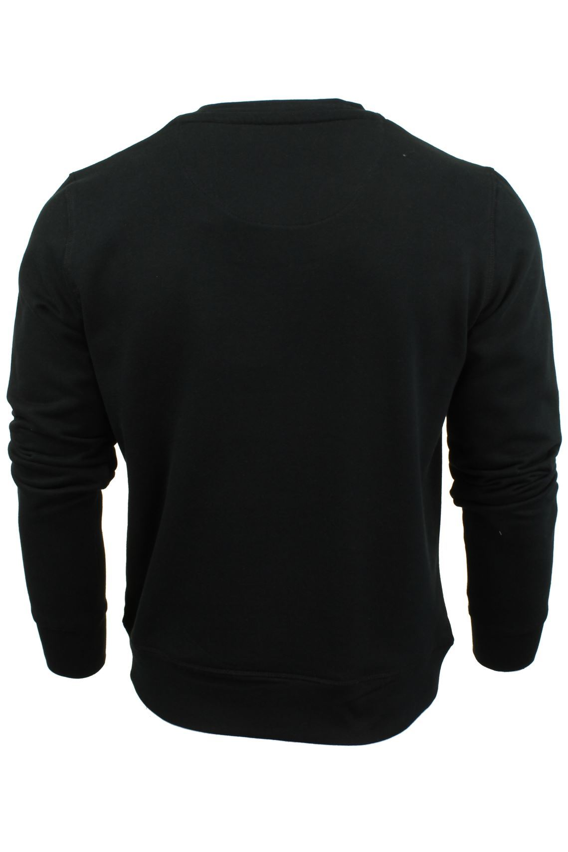 Mens-Sweater-Jumper-Brave-Soul-Jones-Crew-Neck-Sweatshirt thumbnail 5