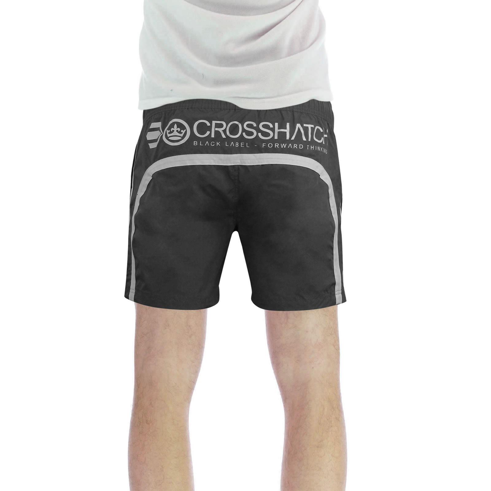 Crosshatch brekkon Homme Shorts De Bain Casual Maille Doublé Été Été Doublé Natation Trunks 0c633c