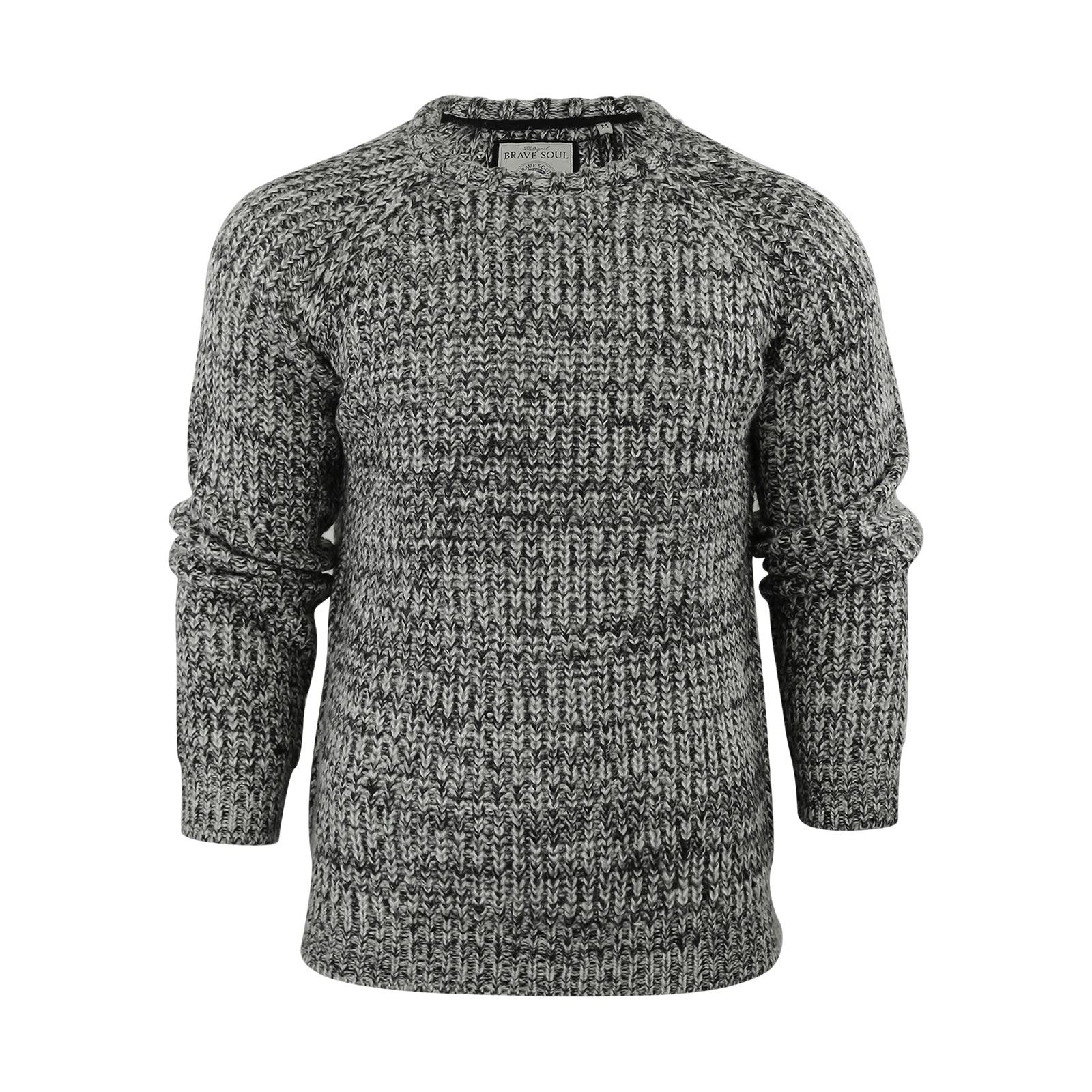 miniature 2 - Pull-Homme-Brave-Soul-Divers-Sweater