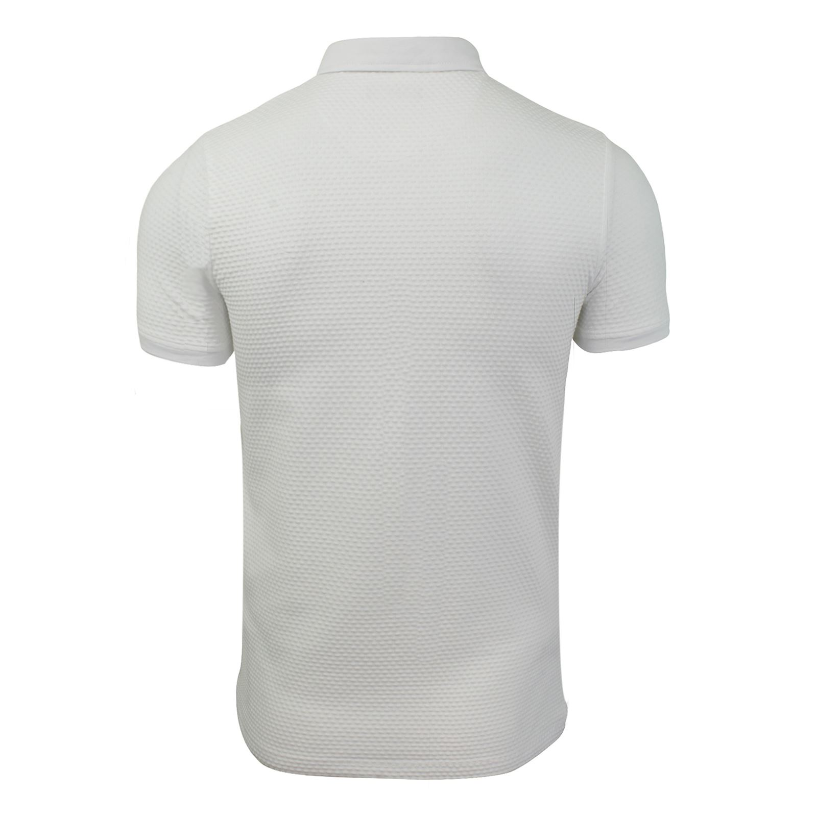 Mens-Polo-T-Shirt-Brave-Soul-Glover-Cotton-Collared-Short-Sleeve-Casual-Top thumbnail 91