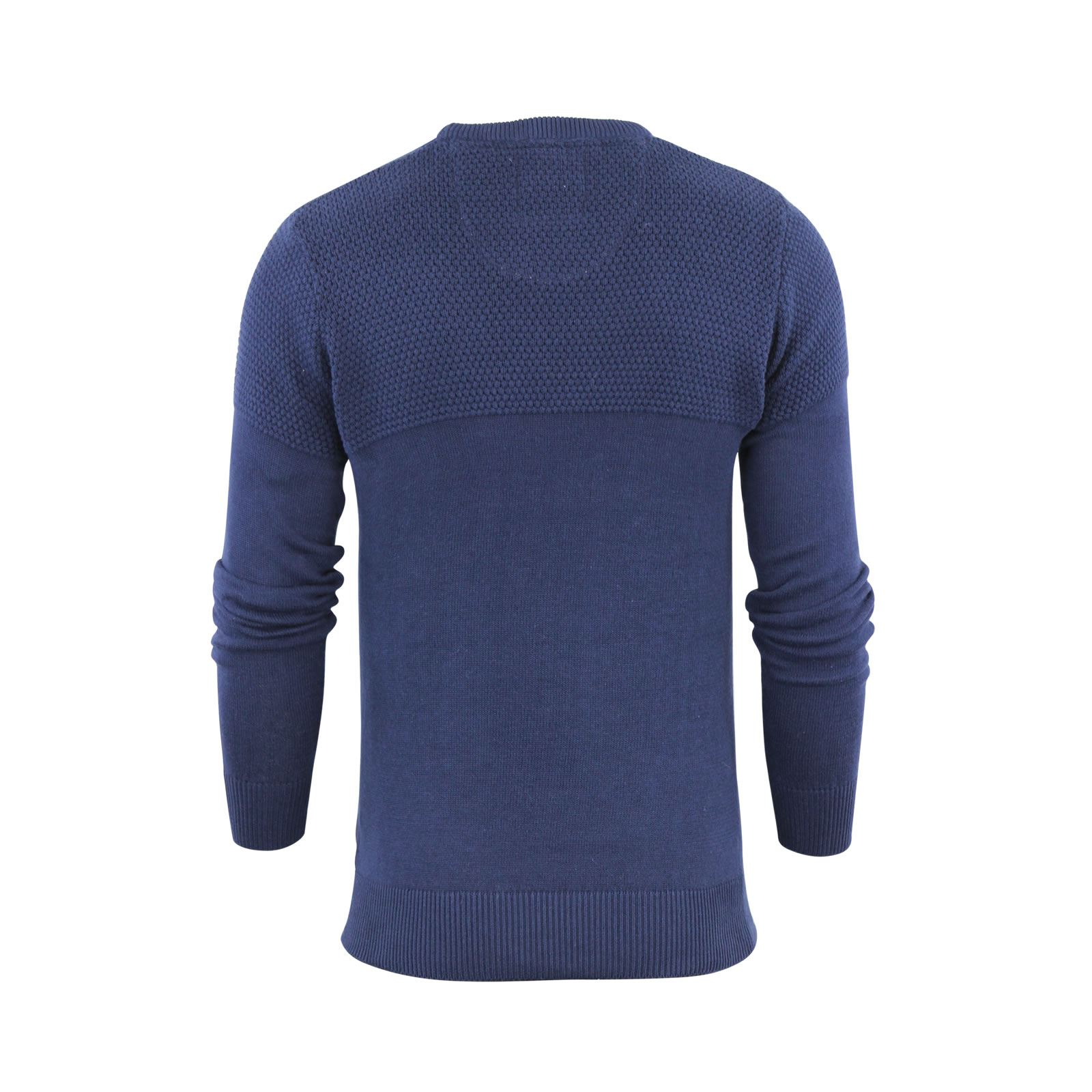 Mens-Jumper-Brave-Soul-Knitted-Sweater-In-Various-Styles thumbnail 139