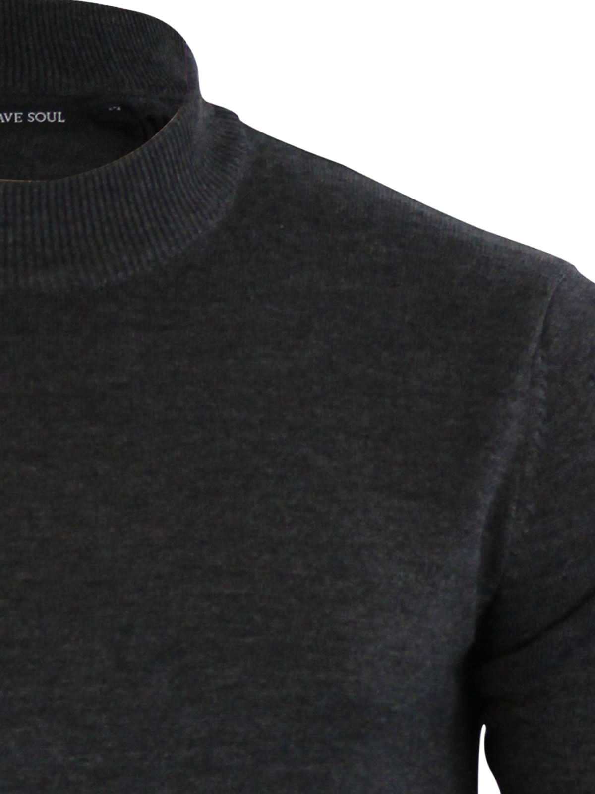 miniature 139 - Pull-Homme-Brave-Soul-Divers-Sweater