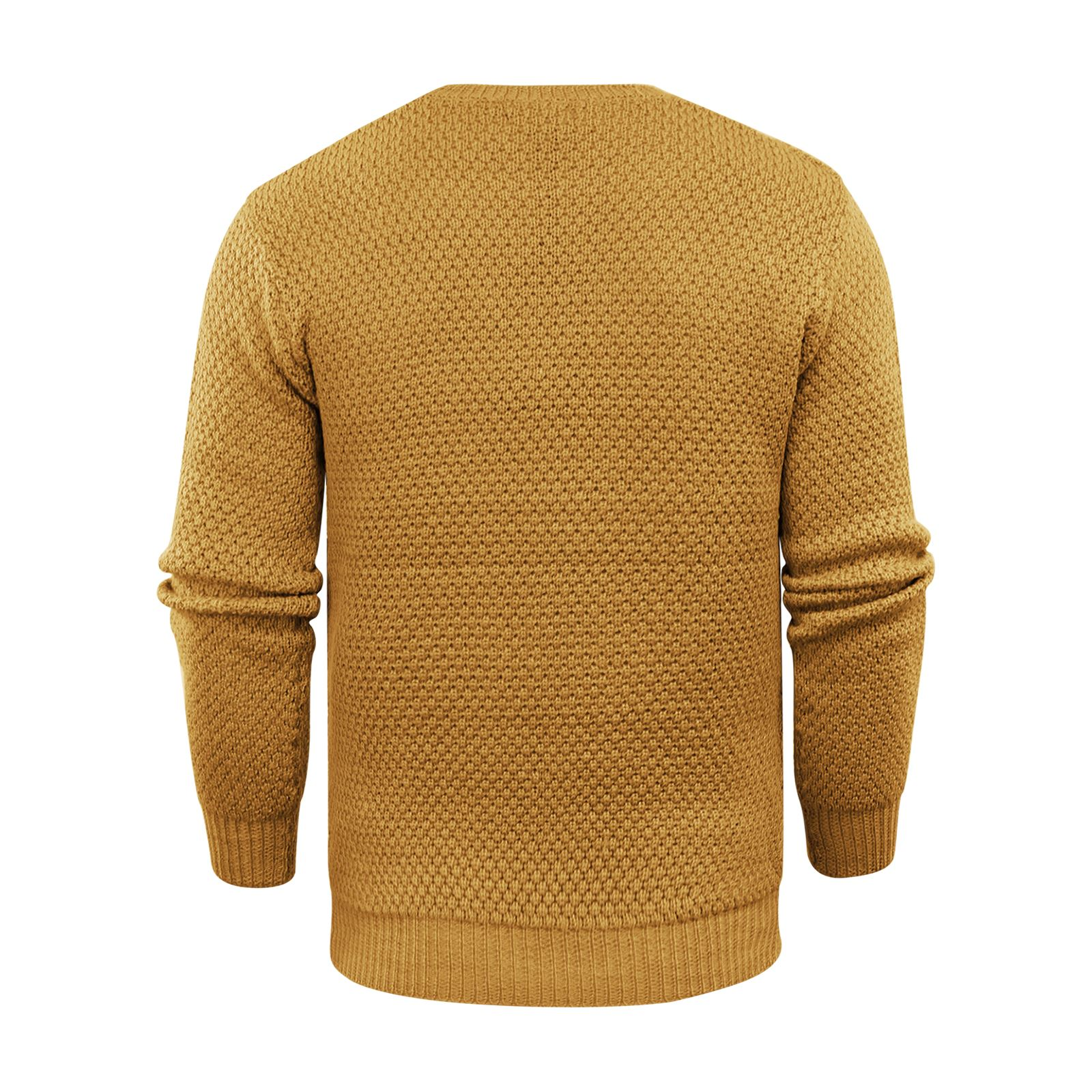 Mens-Jumper-Brave-Soul-Knitted-Sweater-In-Various-Styles thumbnail 37