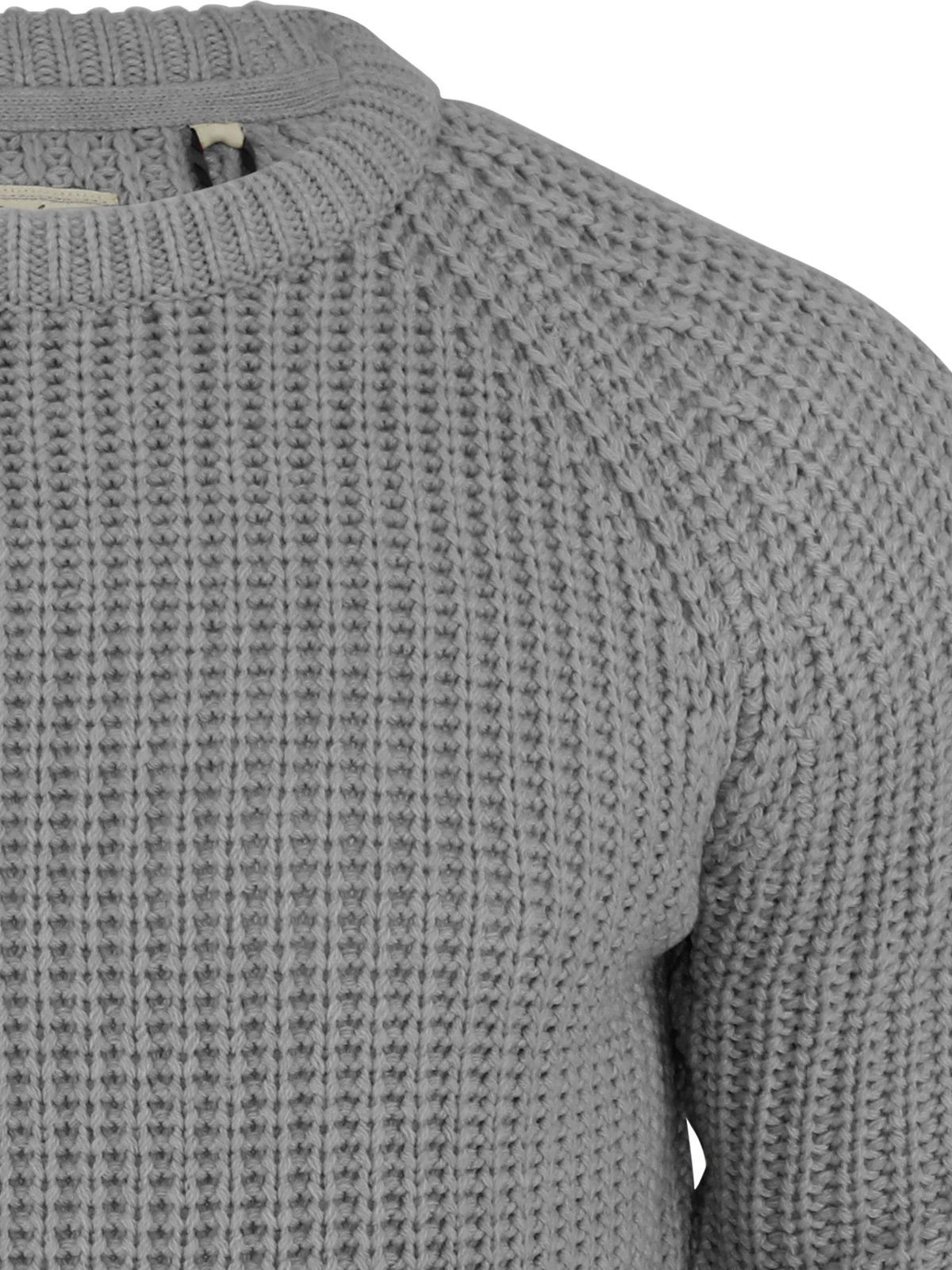 Mens-Jumper-Brave-Soul-Knitted-Sweater-In-Various-Styles thumbnail 60