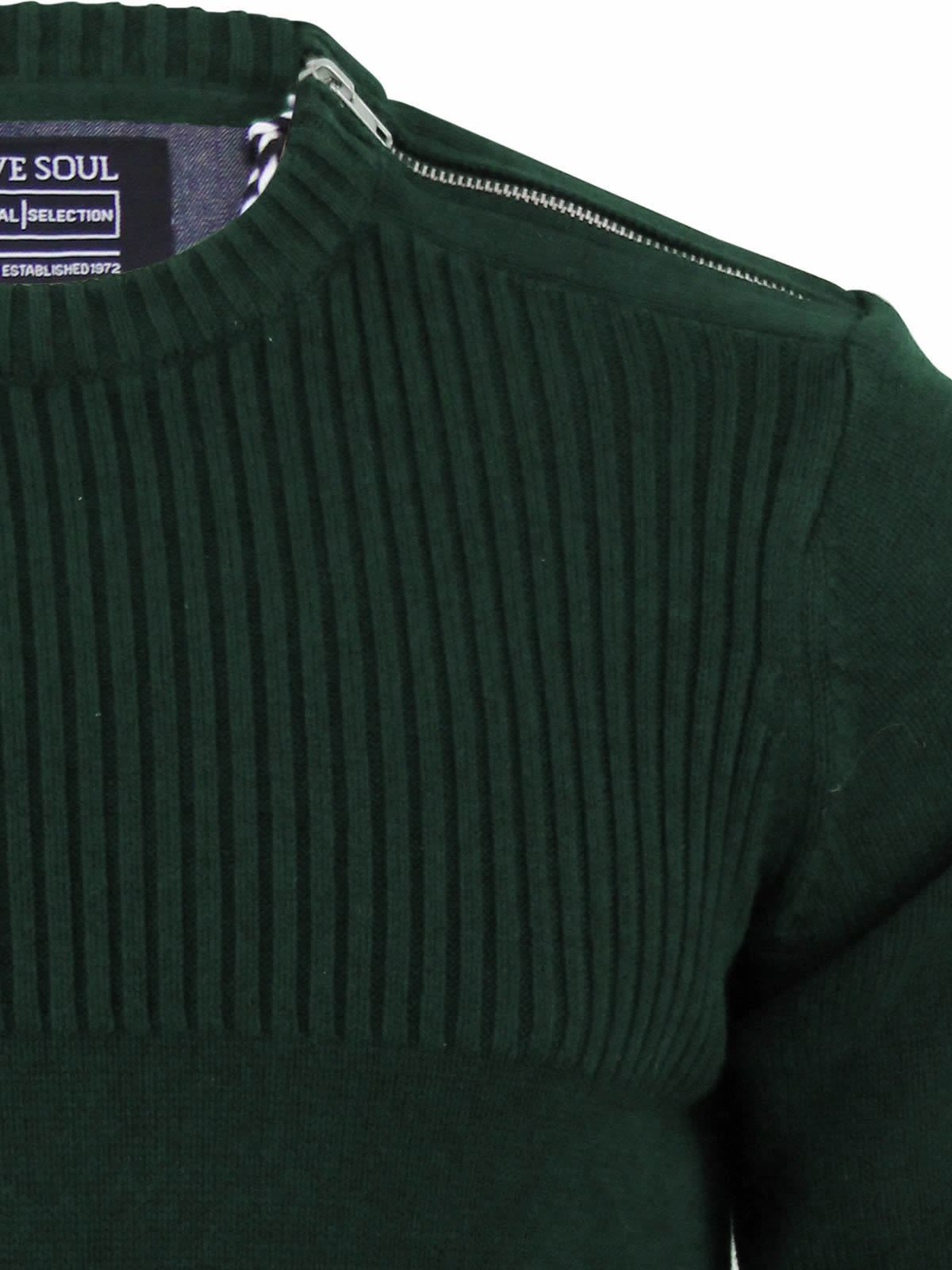miniature 163 - Pull-Homme-Brave-Soul-Divers-Pull
