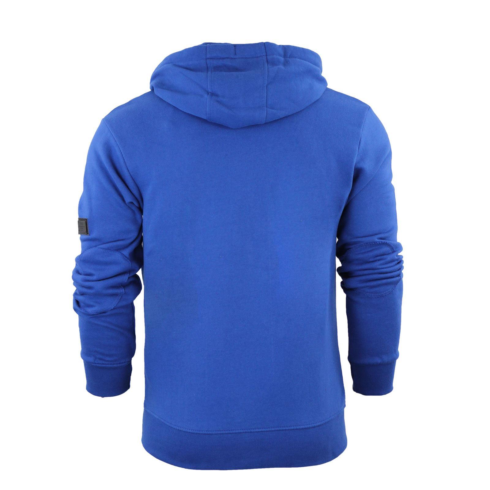 Mens-Hoodie-Smith-amp-Jones-Zip-Up-Hooded-Sweater-Jumper thumbnail 15