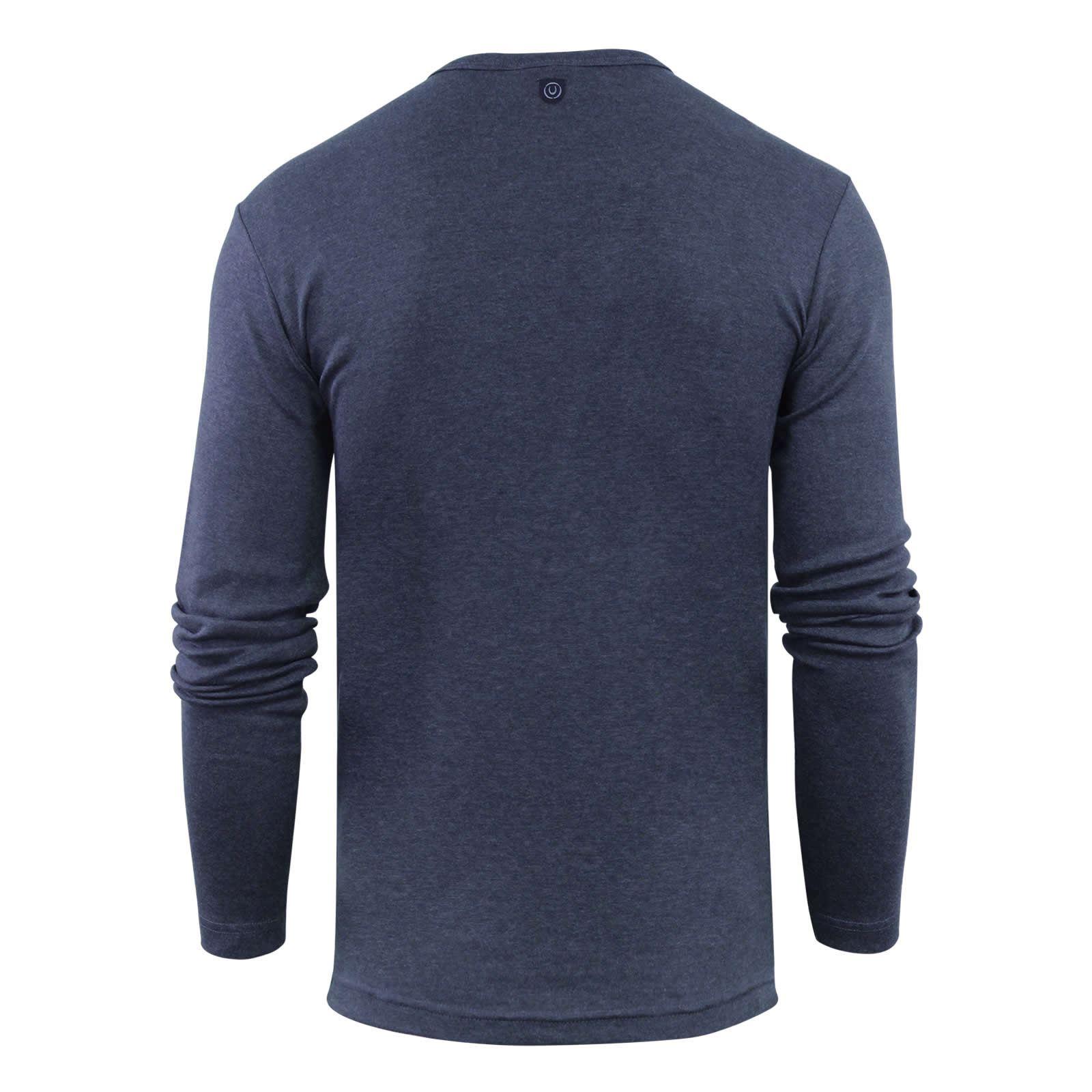 Duck-amp-Cover-STOCK-Homme-T-shirt-coton-confort-stretch-a-encolure-ras-du-cou-T-shirt-manches miniature 11