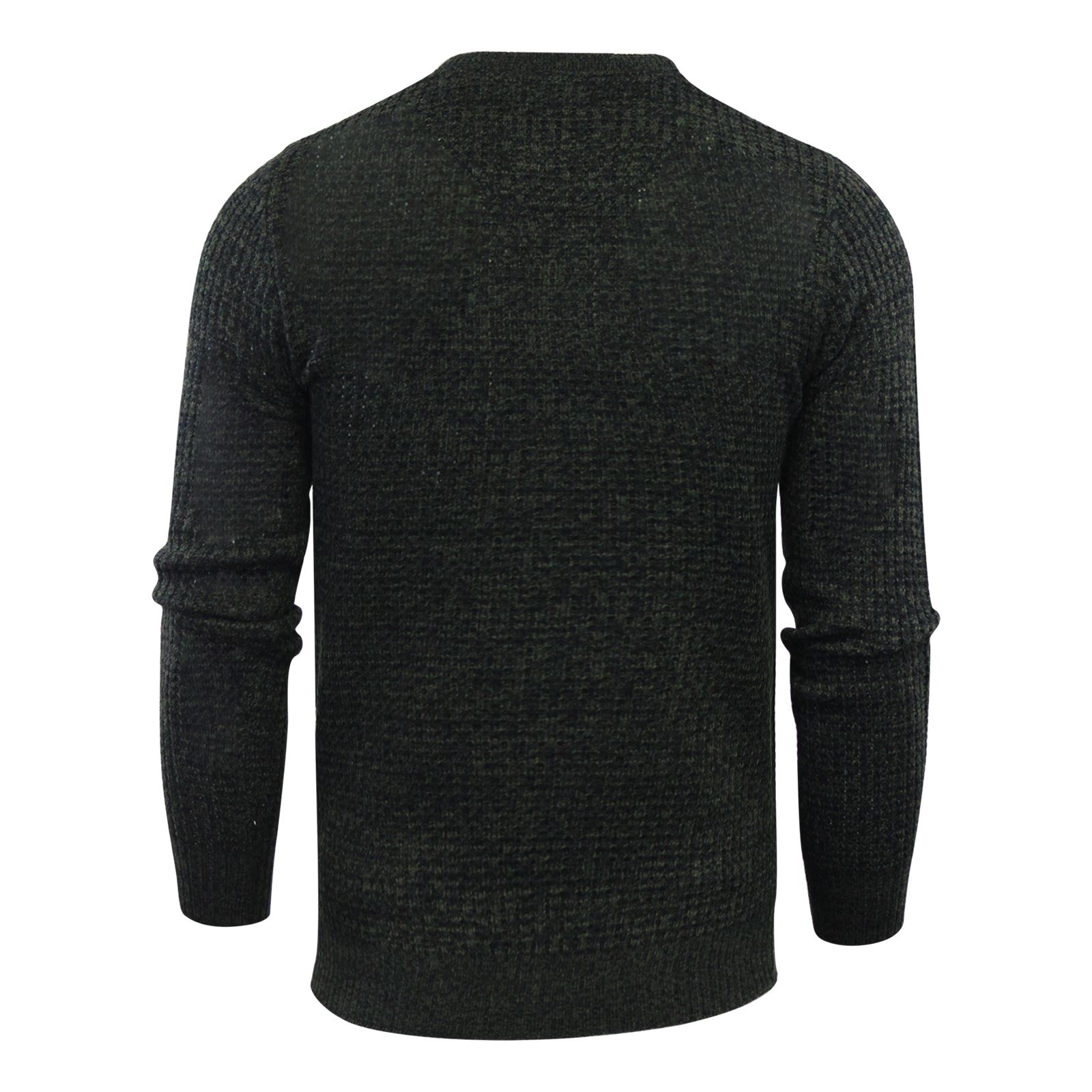 Mens-Jumper-Brave-Soul-Knitted-Sweater-In-Various-Styles thumbnail 41