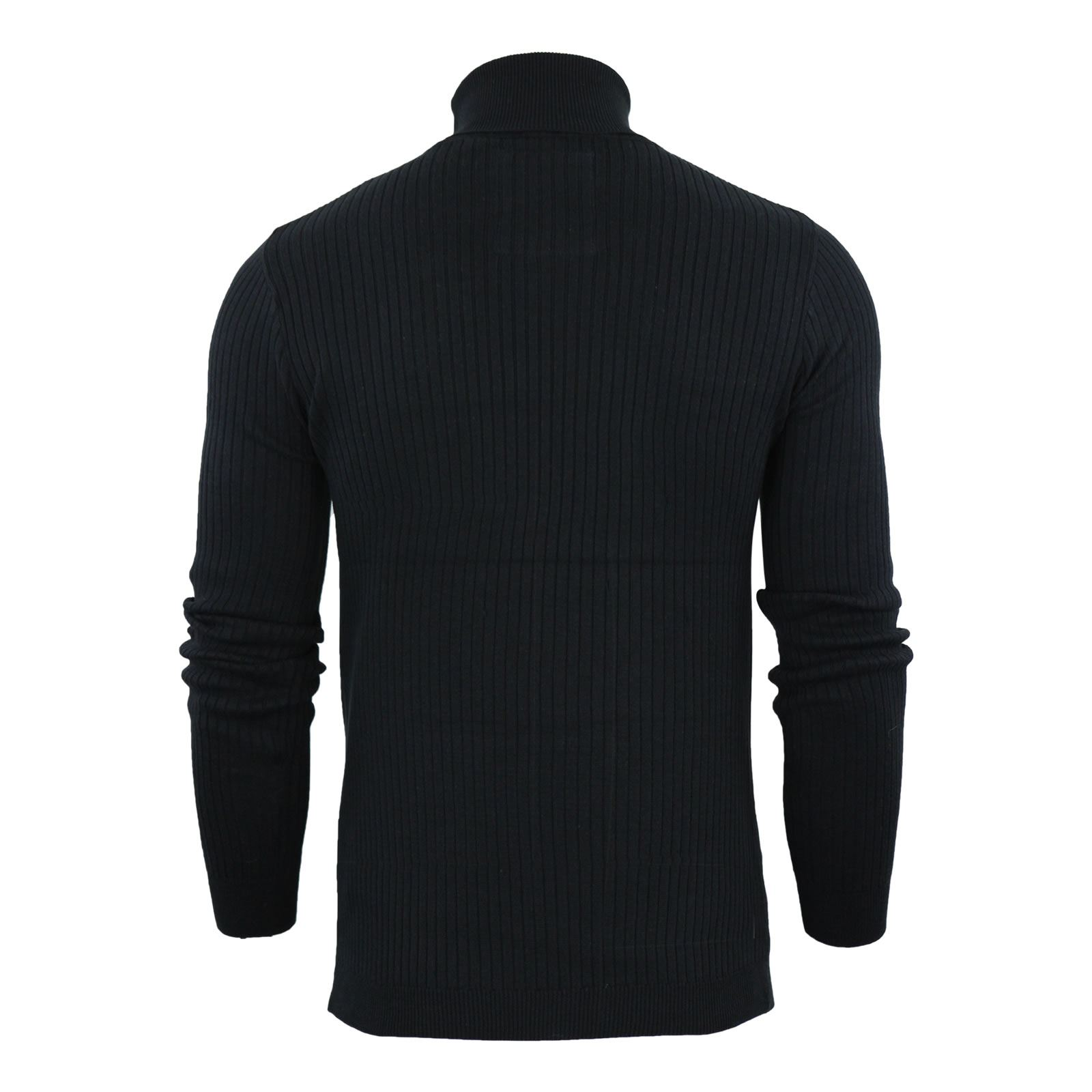 Mens-Jumper-Brave-Soul-Knitted-Sweater-In-Various-Styles thumbnail 111