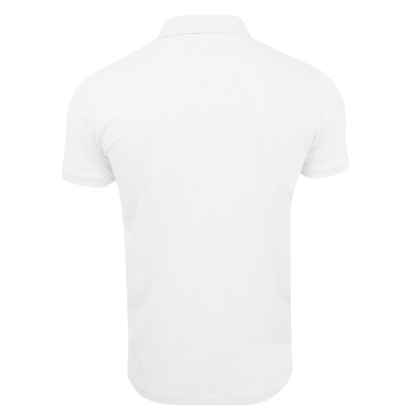 Mens-Polo-T-Shirt-Brave-Soul-Glover-Cotton-Collared-Short-Sleeve-Casual-Top thumbnail 94