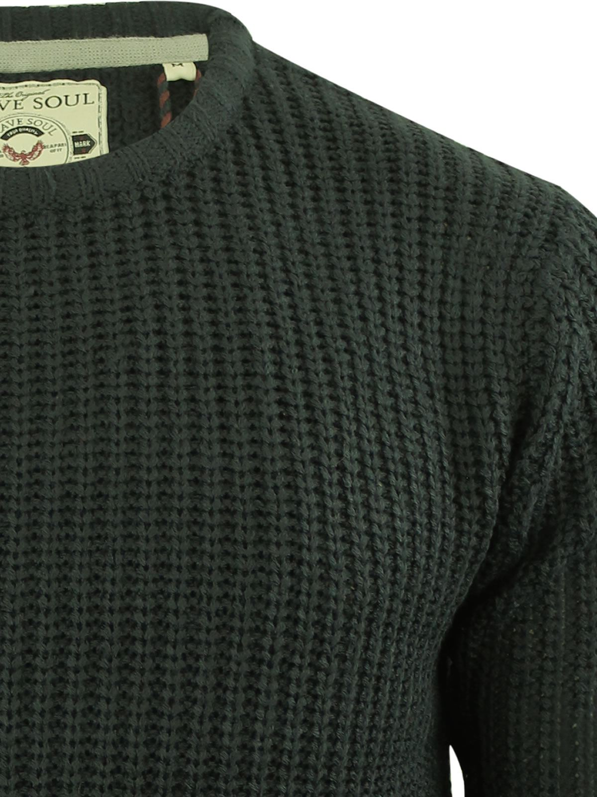 miniature 22 - Pull-Homme-Brave-Soul-Divers-Sweater