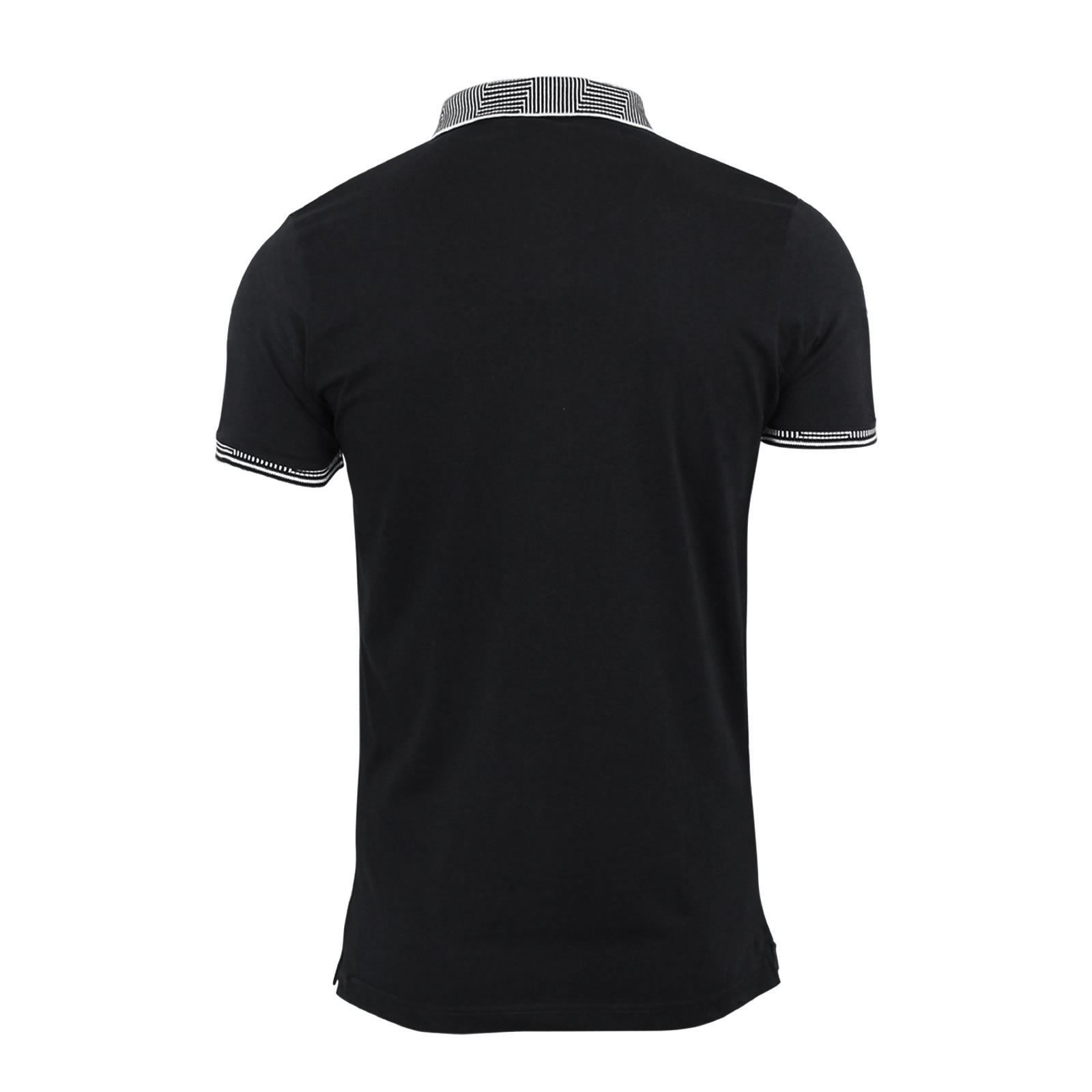 Brave-Soul-Glover-Mens-Polo-T-Shirt-Cotton-Collared-Short-Sleeve-Casual-Top thumbnail 33