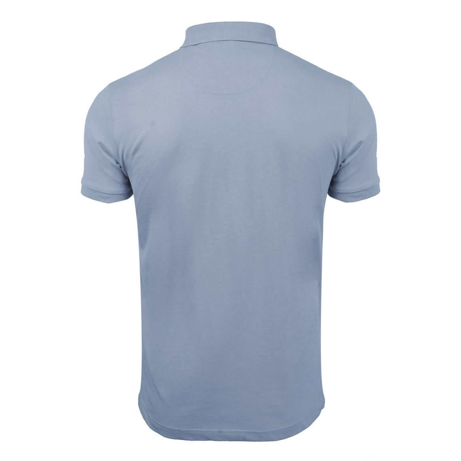 Mens-Polo-T-Shirt-Brave-Soul-Glover-Cotton-Collared-Short-Sleeve-Casual-Top thumbnail 55
