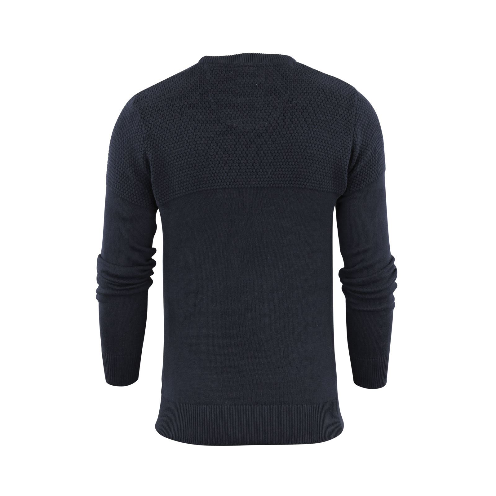 Mens-Jumper-Brave-Soul-Knitted-Sweater-In-Various-Styles thumbnail 136