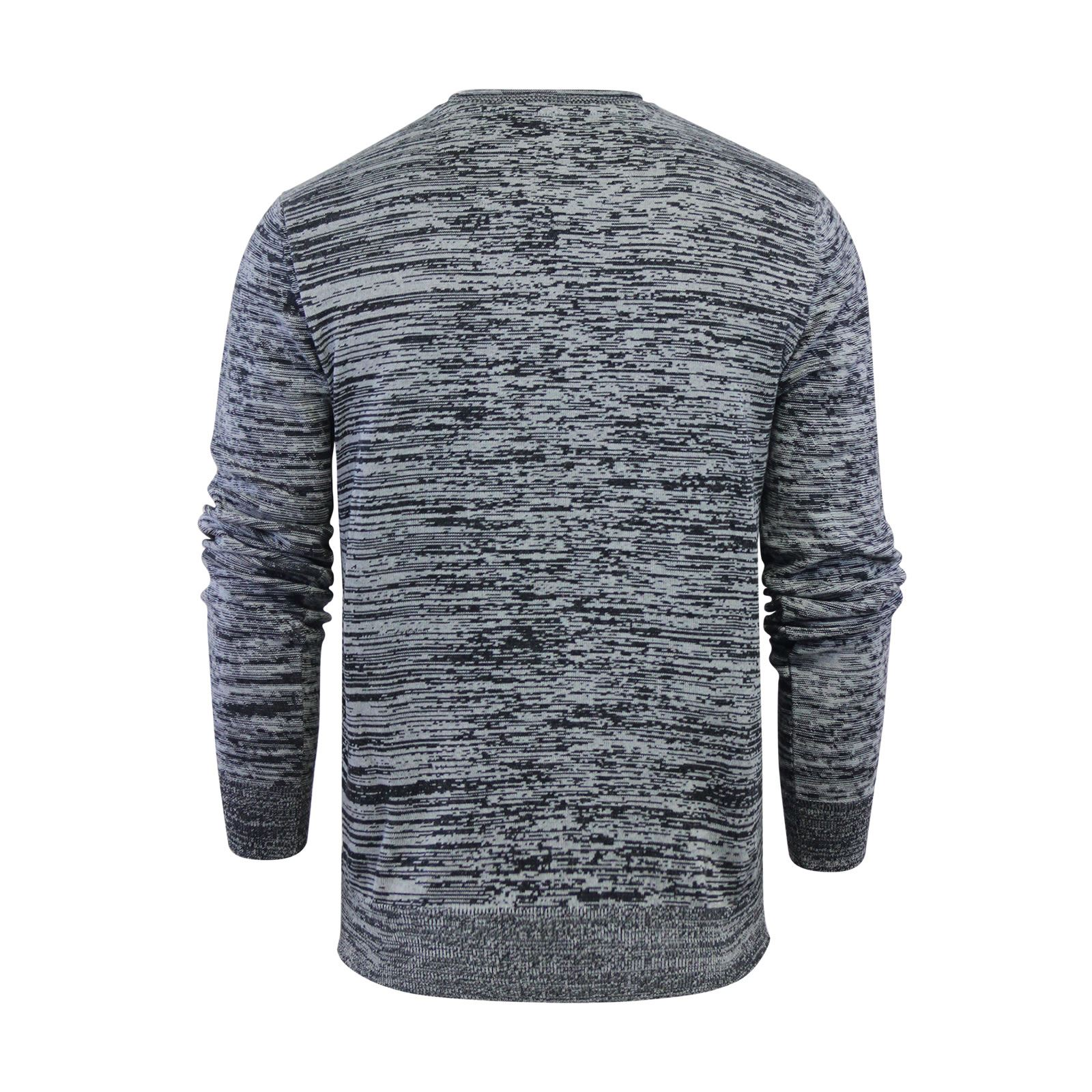 Mens-Jumper-Brave-Soul-Knitted-Sweater-In-Various-Styles thumbnail 13