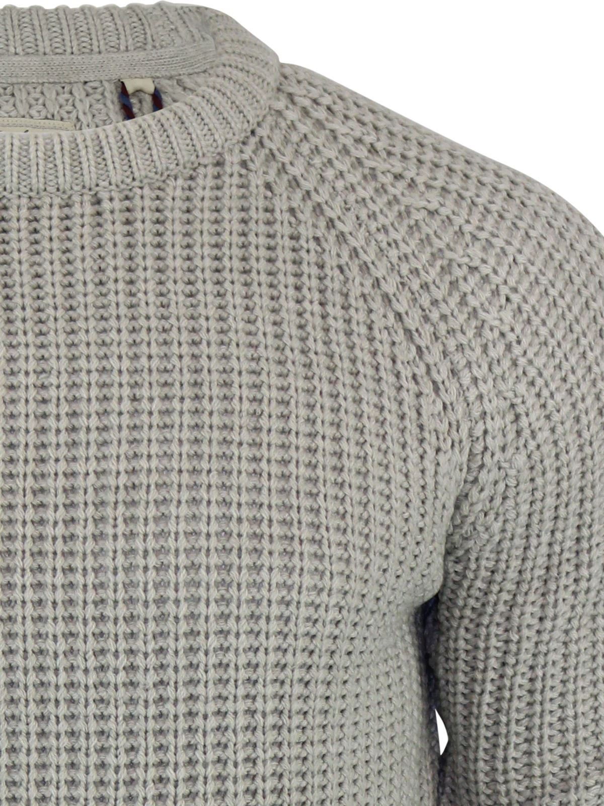 Mens-Jumper-Brave-Soul-Knitted-Sweater-In-Various-Styles thumbnail 54