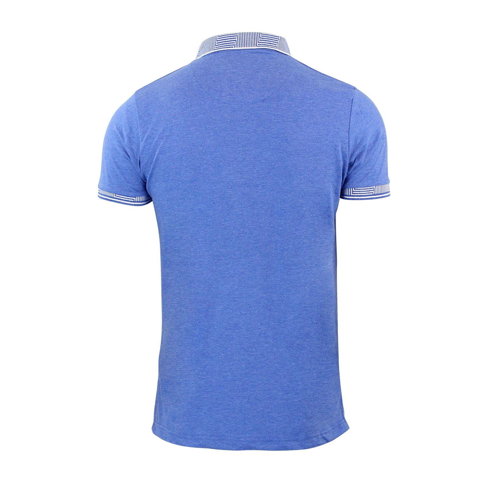 Brave-Soul-Glover-Mens-Polo-T-Shirt-Cotton-Collared-Short-Sleeve-Casual-Top thumbnail 50