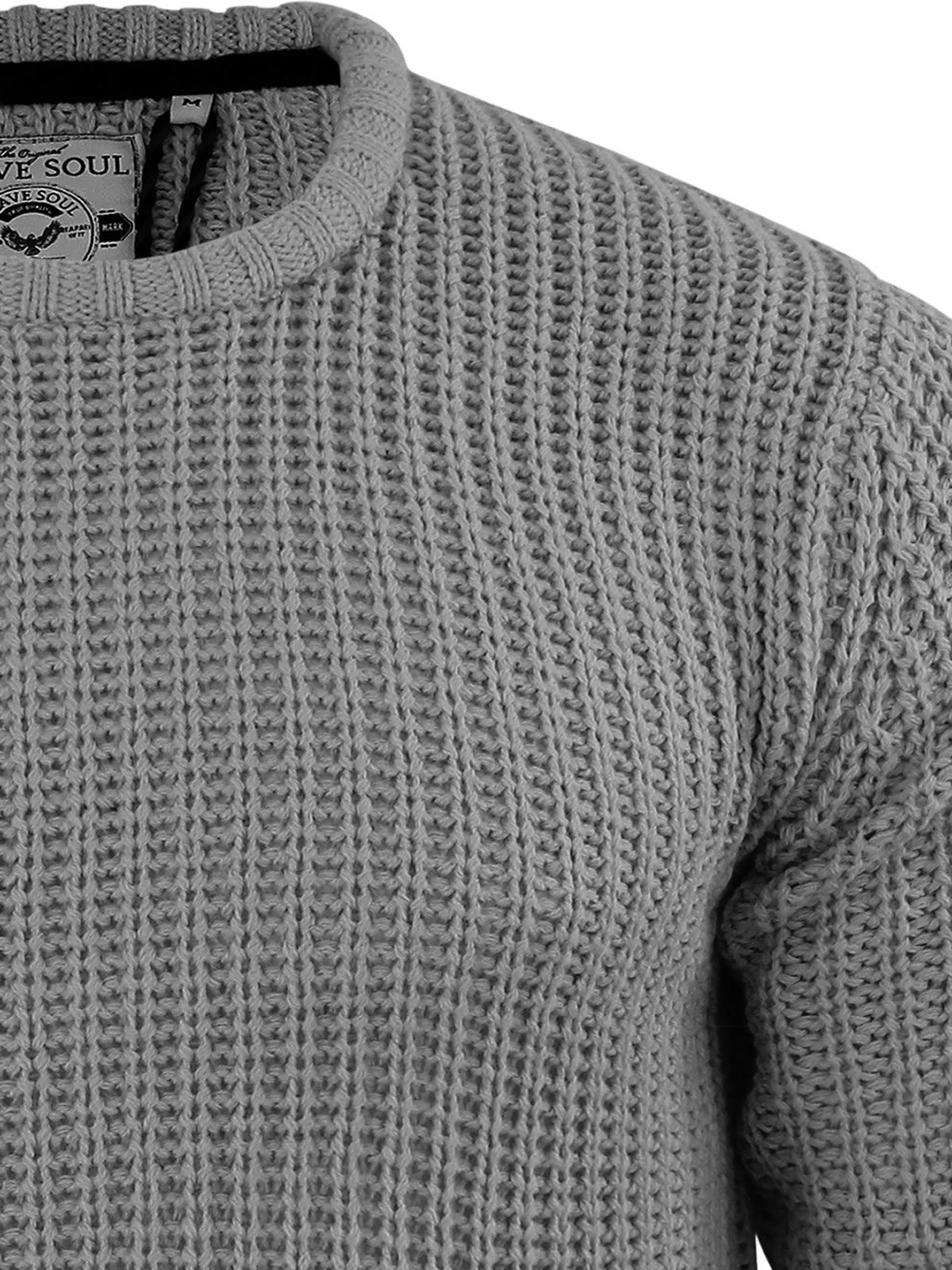 miniature 25 - Pull-Homme-Brave-Soul-Divers-Sweater
