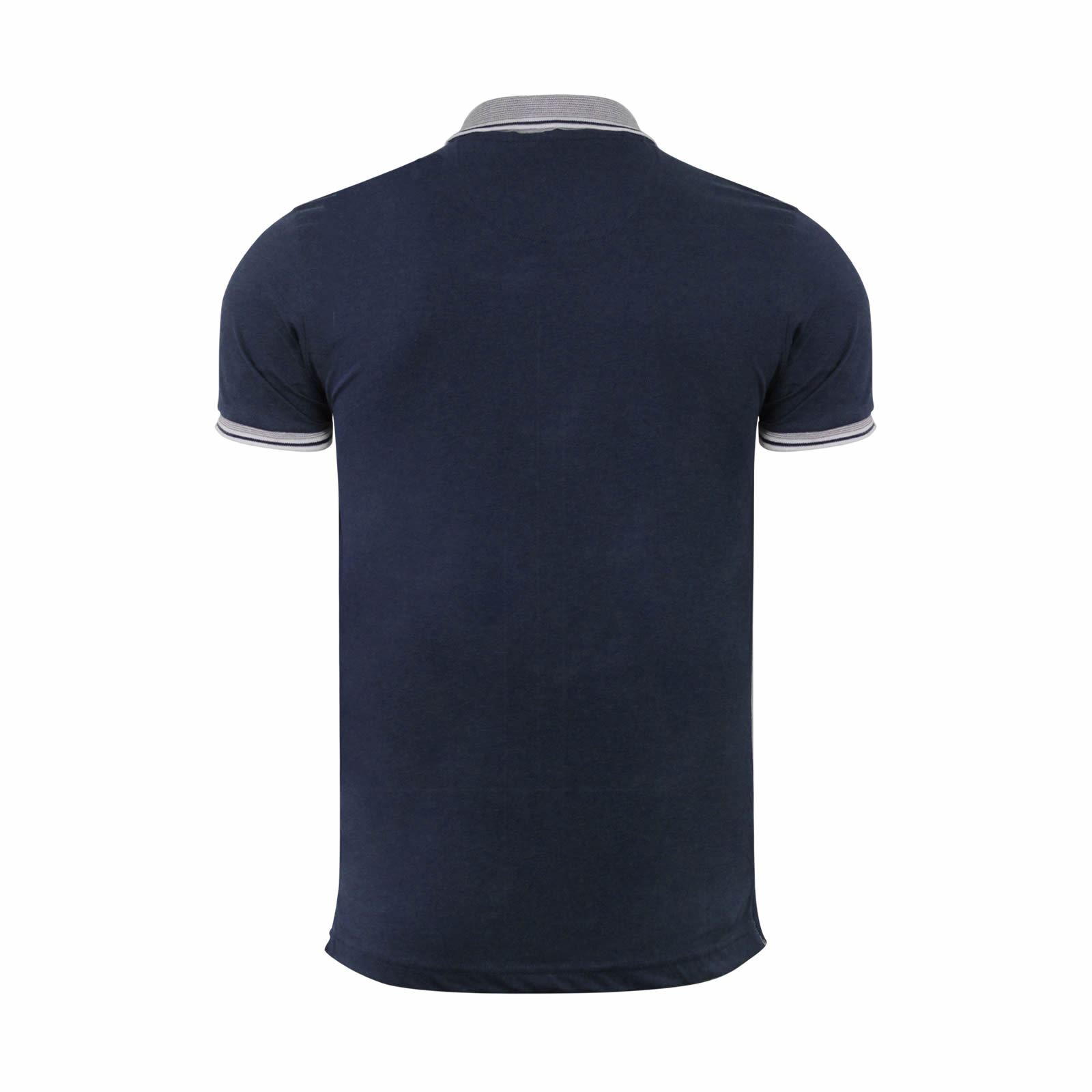 Mens-Polo-T-Shirt-Brave-Soul-Lorenzo-Grindle-Short-Sleeve-Collared-Casual-Top thumbnail 5