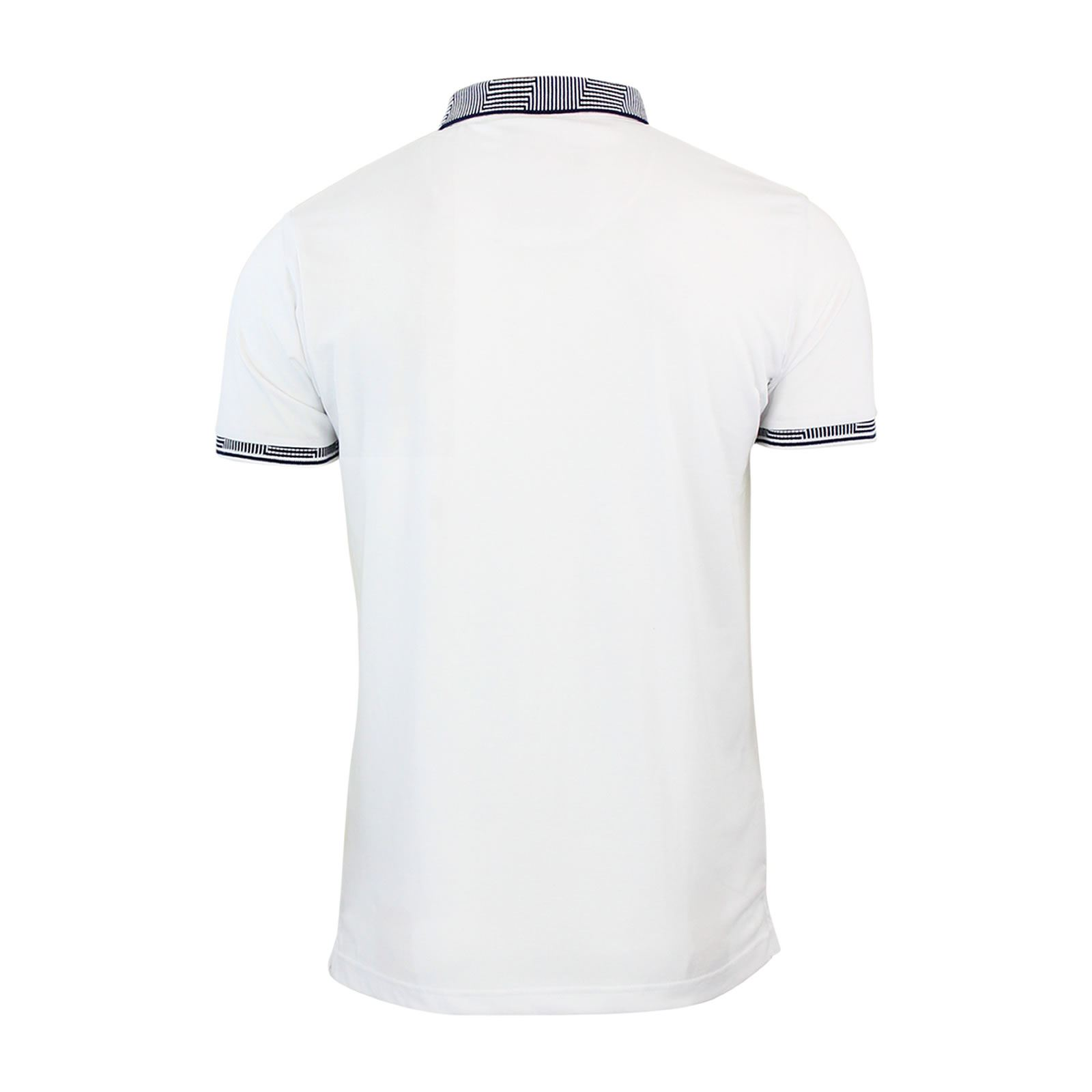 Brave-Soul-Glover-Mens-Polo-T-Shirt-Cotton-Collared-Short-Sleeve-Casual-Top thumbnail 53