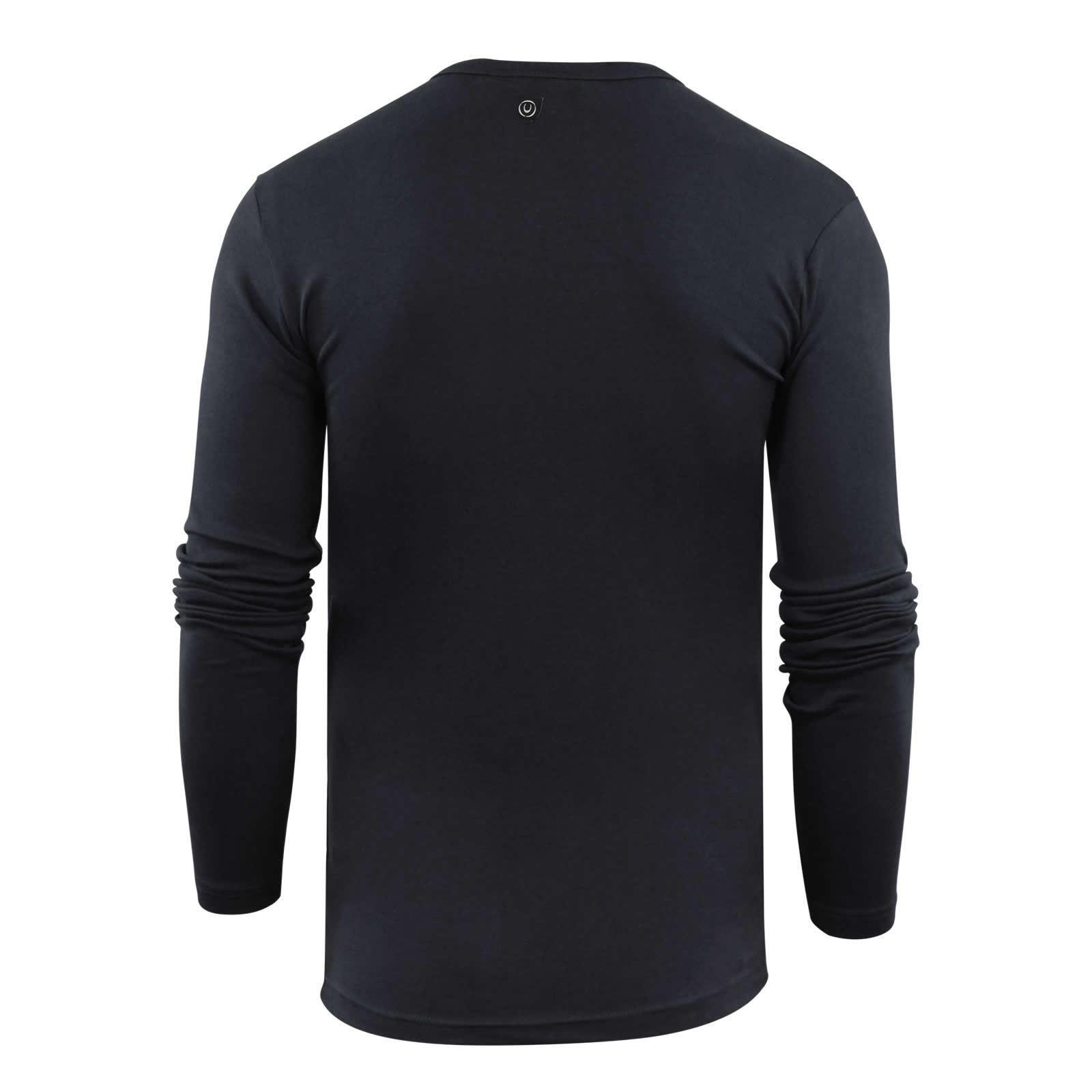 Duck-amp-Cover-STOCK-Homme-T-shirt-coton-confort-stretch-a-encolure-ras-du-cou-T-shirt-manches miniature 5