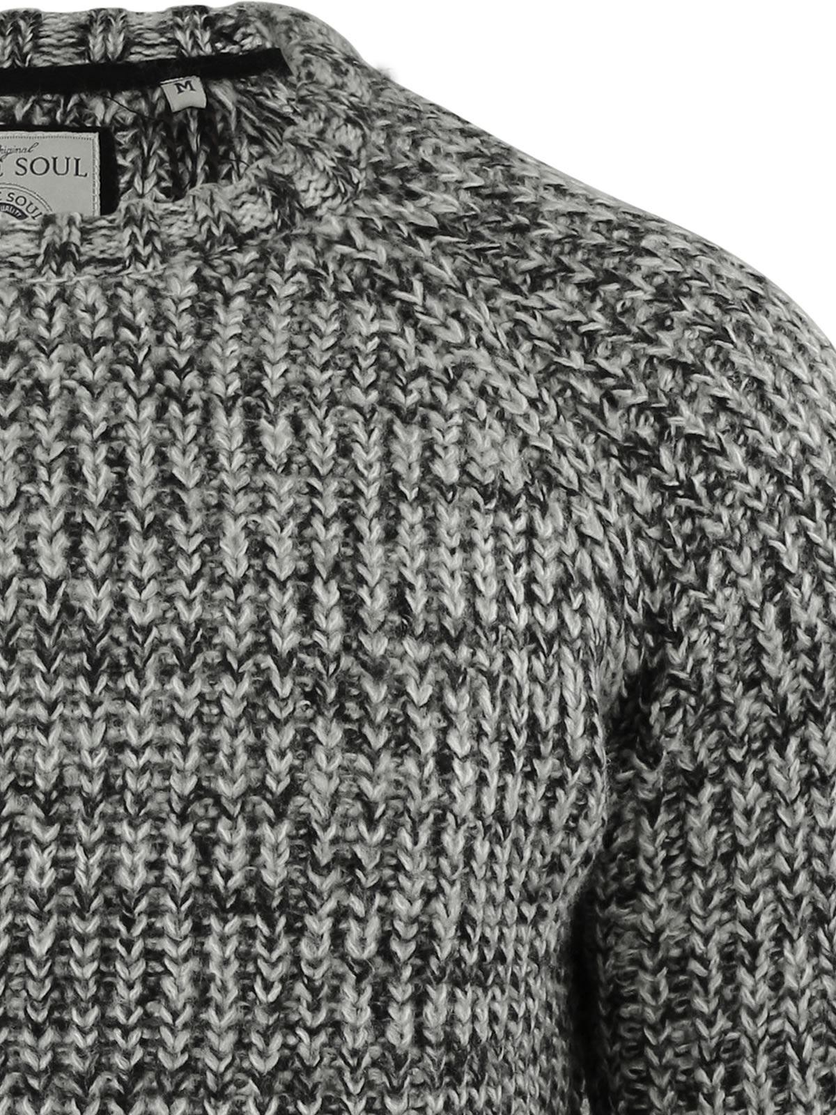 miniature 4 - Pull-Homme-Brave-Soul-Divers-Sweater
