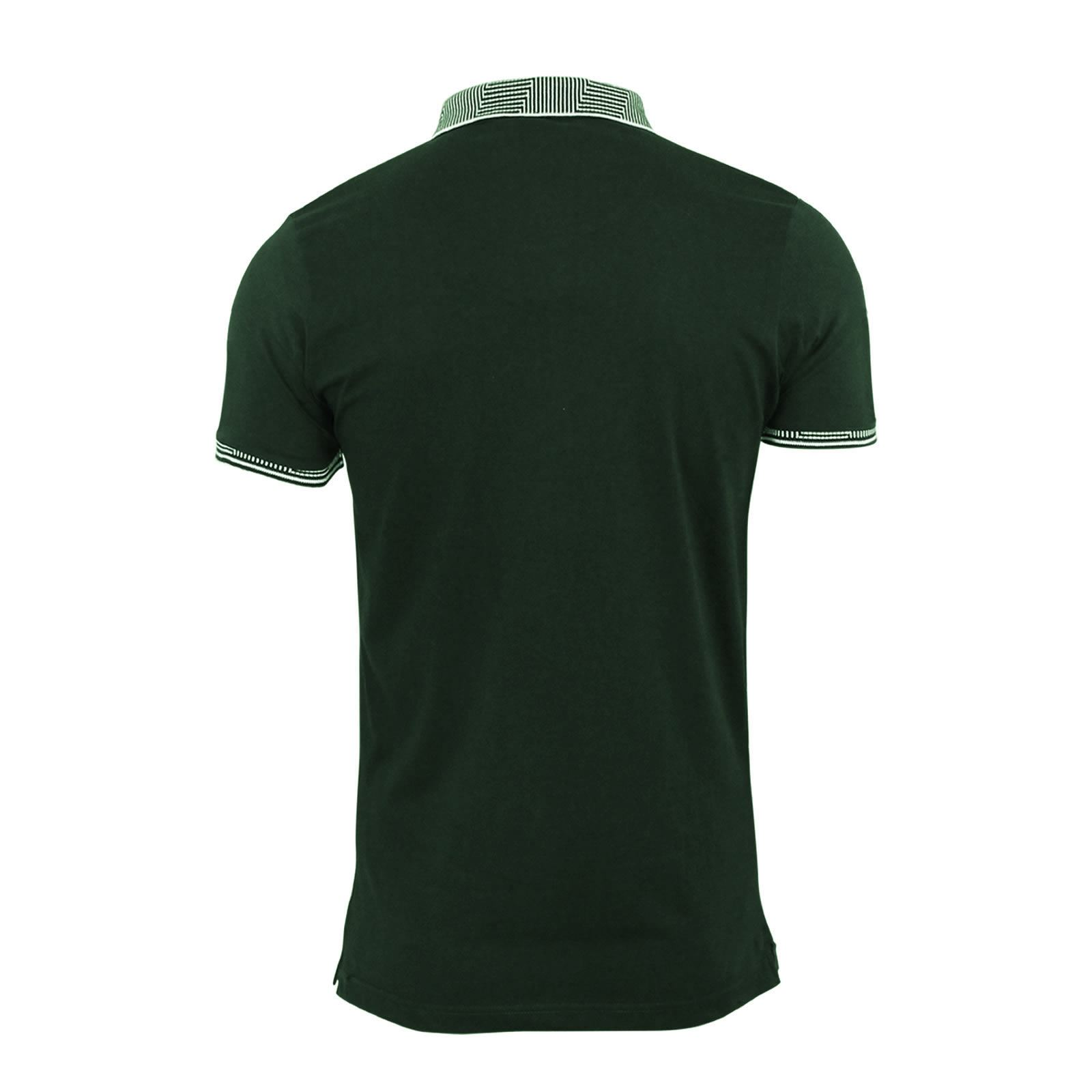 Brave-Soul-Glover-Mens-Polo-T-Shirt-Cotton-Collared-Short-Sleeve-Casual-Top thumbnail 42