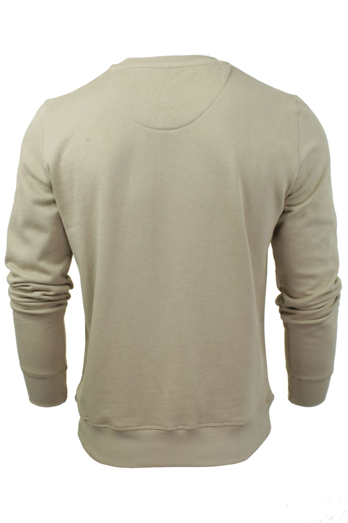Mens-Sweater-Jumper-Brave-Soul-Jones-Crew-Neck-Sweatshirt thumbnail 11