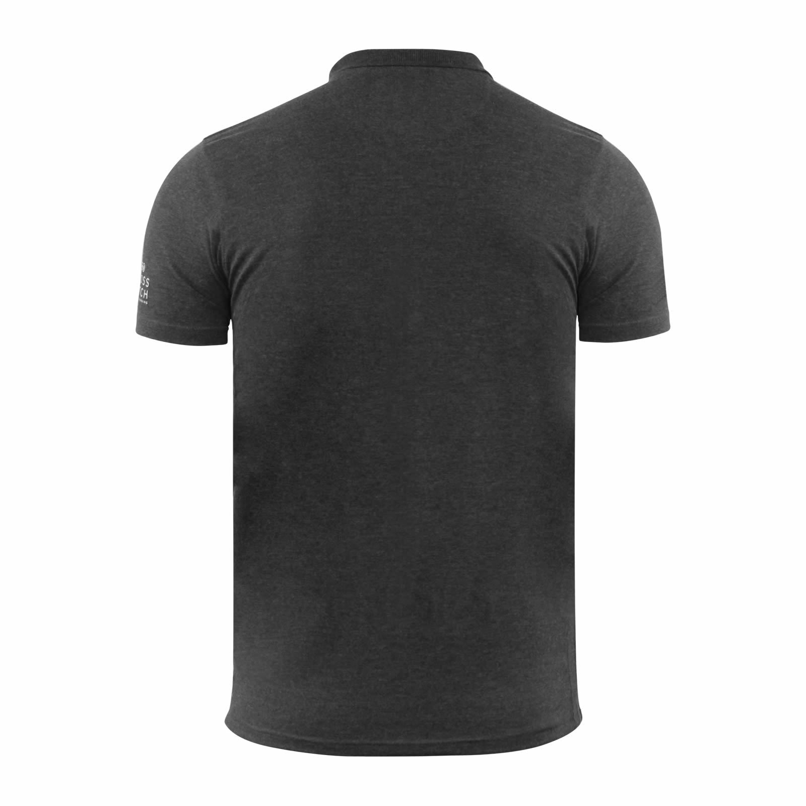 Mens-Polo-T-Shirt-Crosshatch-Evangels-Collared-Cotton-Short-Sleeve-Casual-Top thumbnail 18