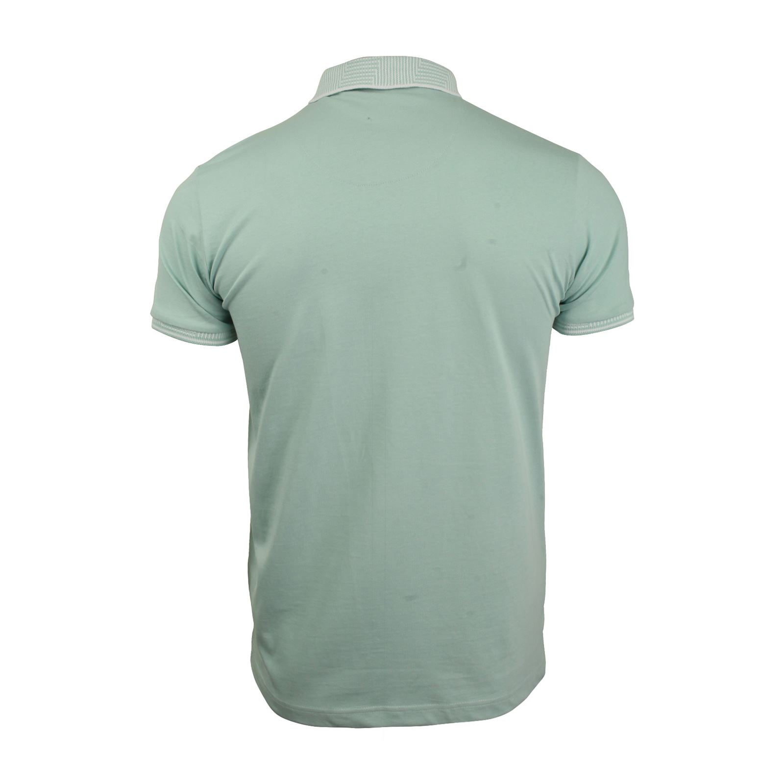 Mens-Polo-T-Shirt-Brave-Soul-Glover-Cotton-Collared-Short-Sleeve-Casual-Top thumbnail 11