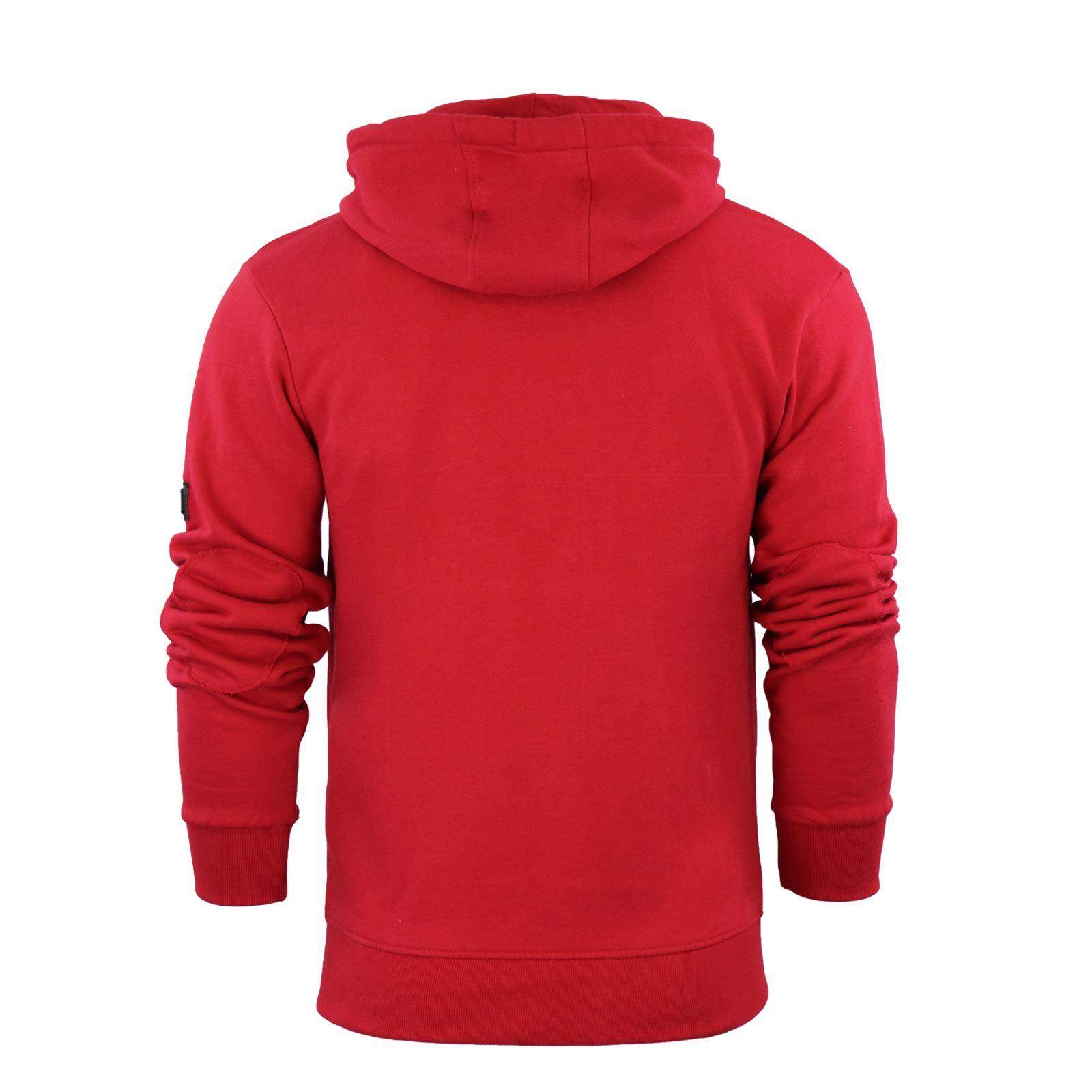 Mens-Hoodie-Smith-amp-Jones-Zip-Up-Hooded-Sweater-Jumper thumbnail 21