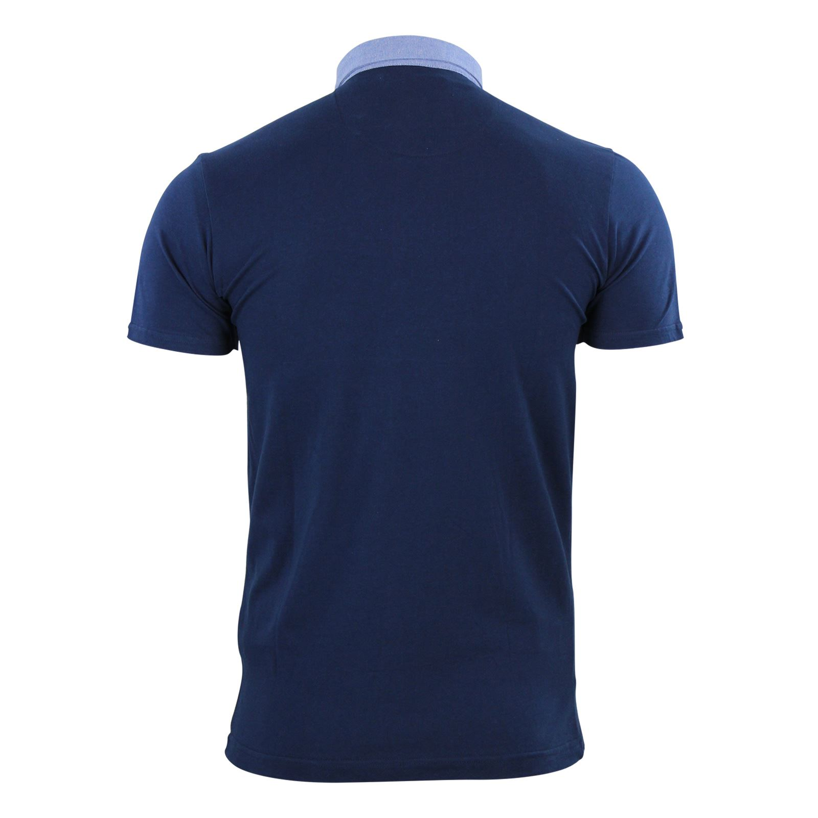 Mens-Polo-T-Shirt-Brave-Soul-Glover-Cotton-Collared-Short-Sleeve-Casual-Top thumbnail 43